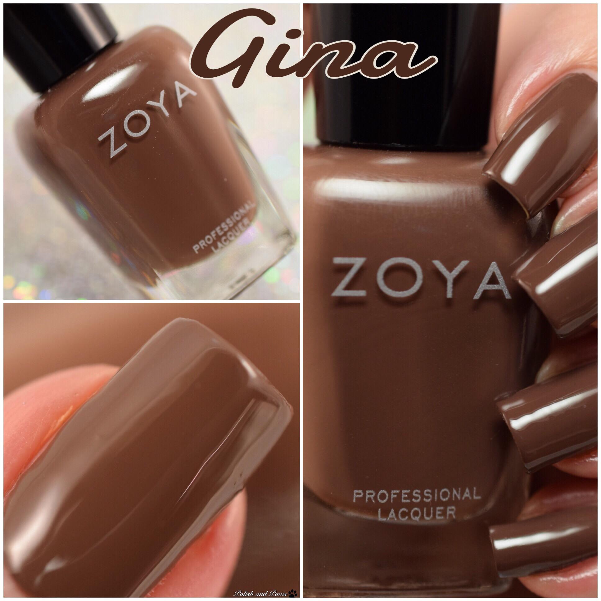 Zoya Gina