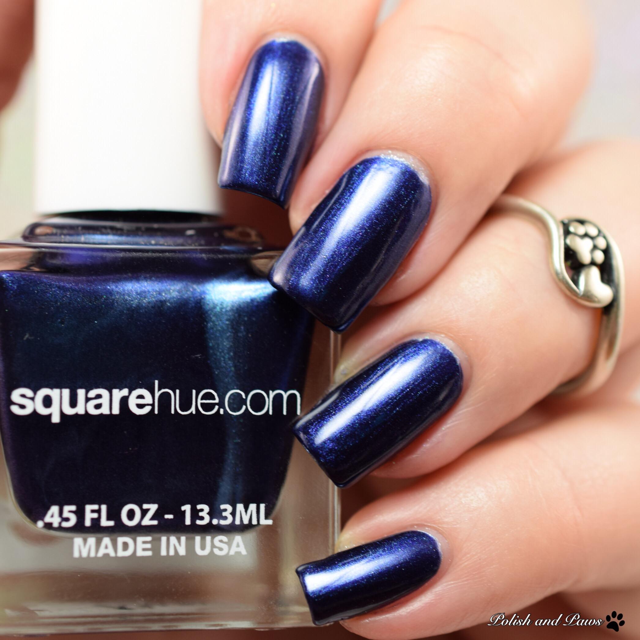 Square Hue Media Luna