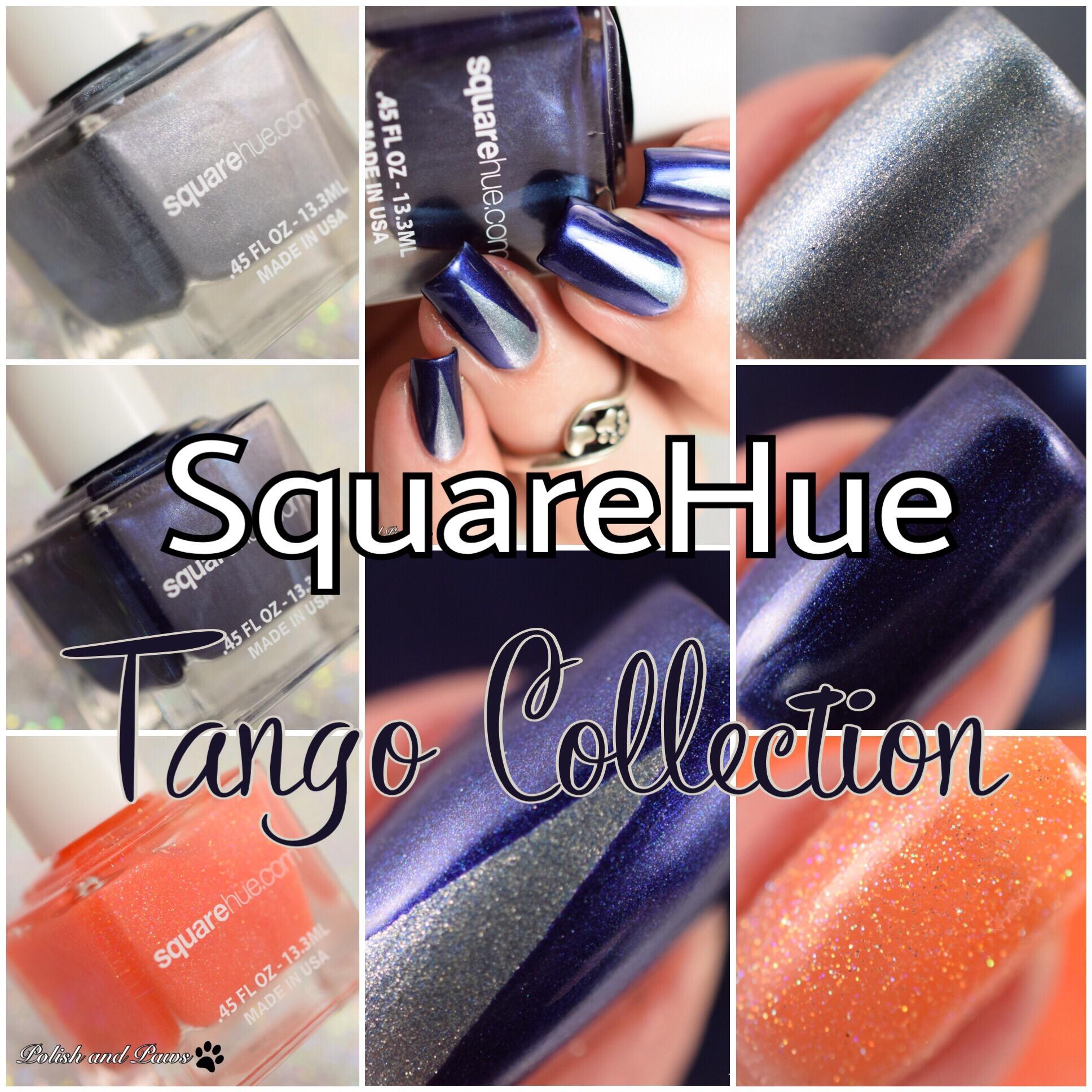 Square Hue Tango Collection