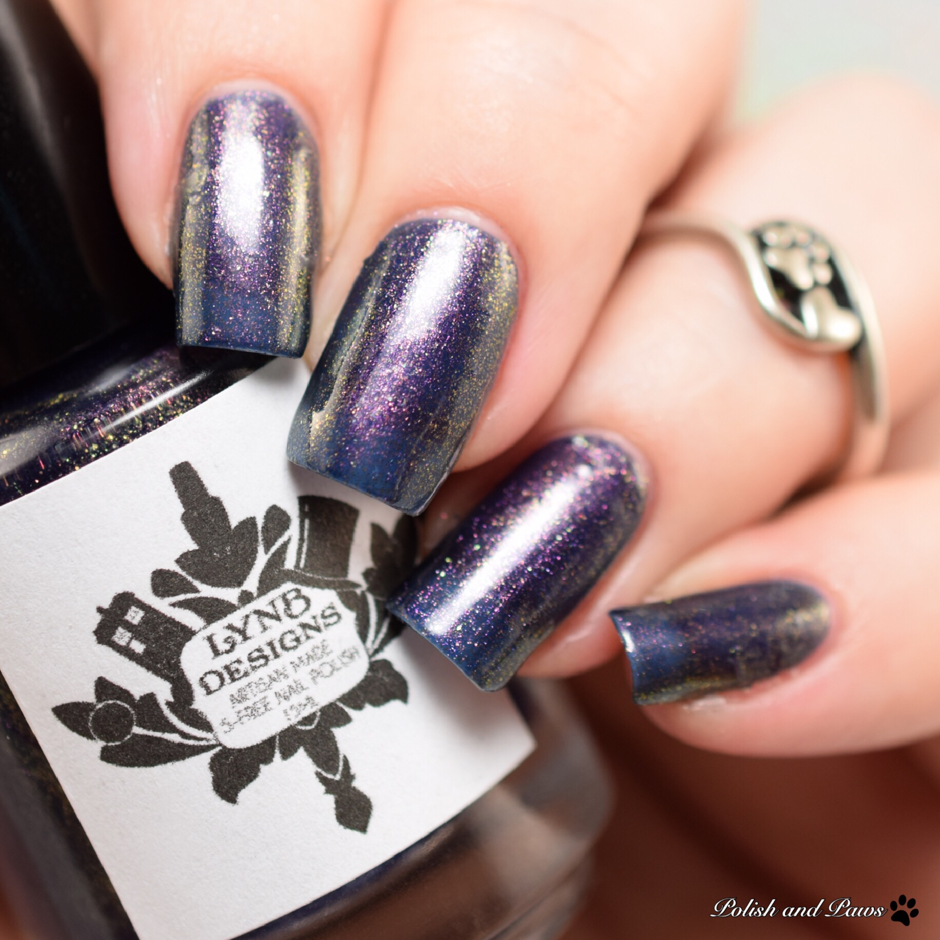 LynB Designs Be Your Own Princess Collection | Polish and Paws