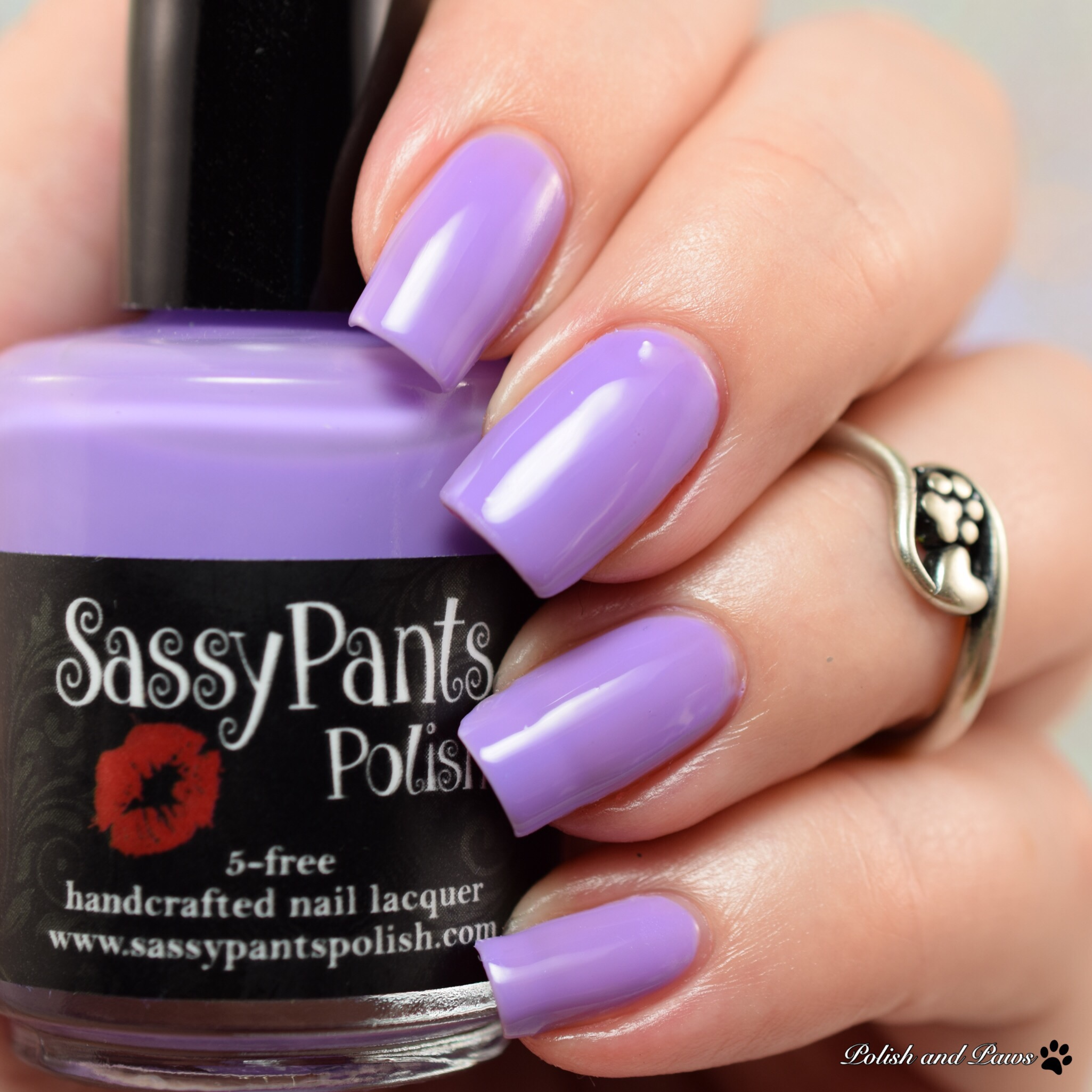 Sassy Pants Polish Blow Me a Kiss