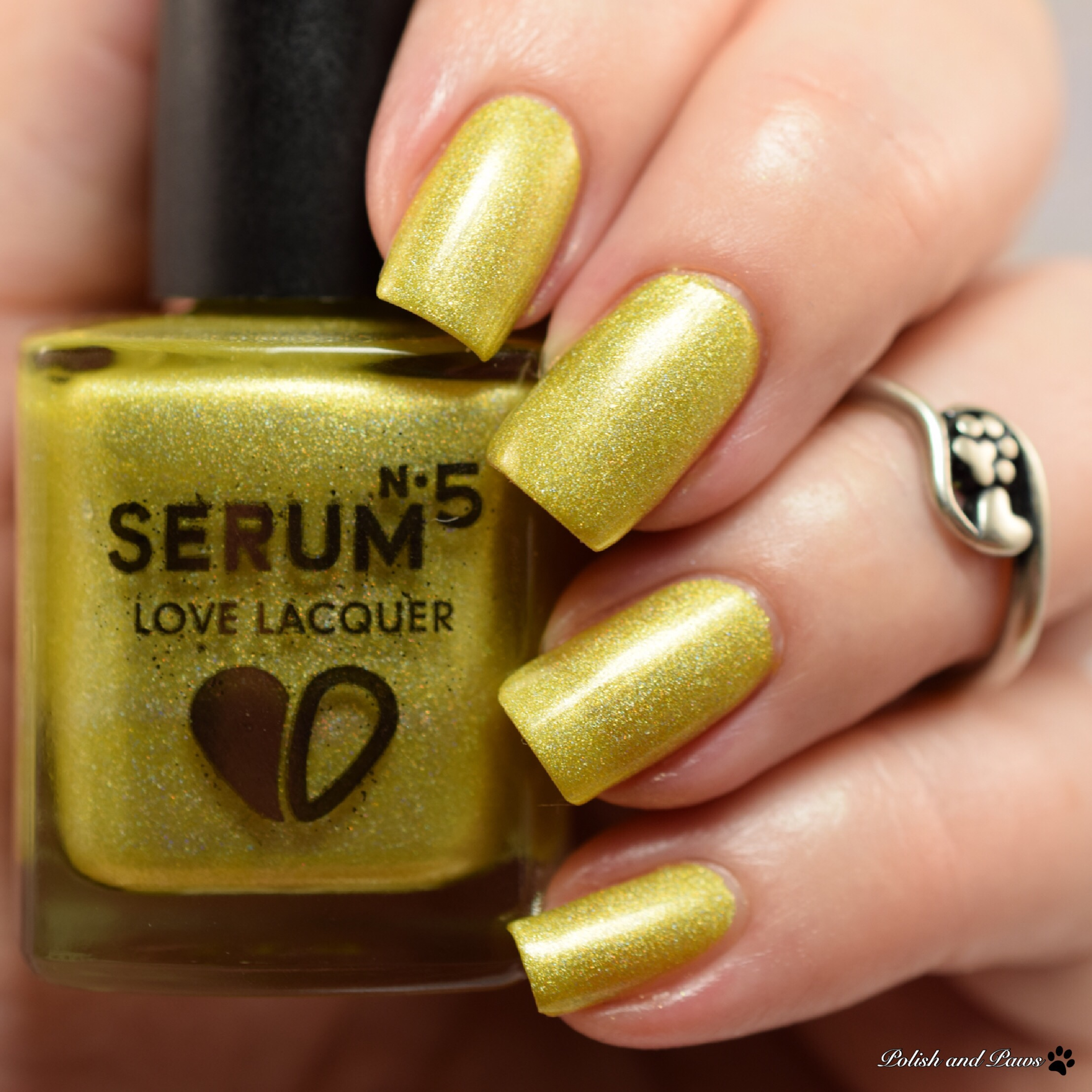 Serum No5 Rooster