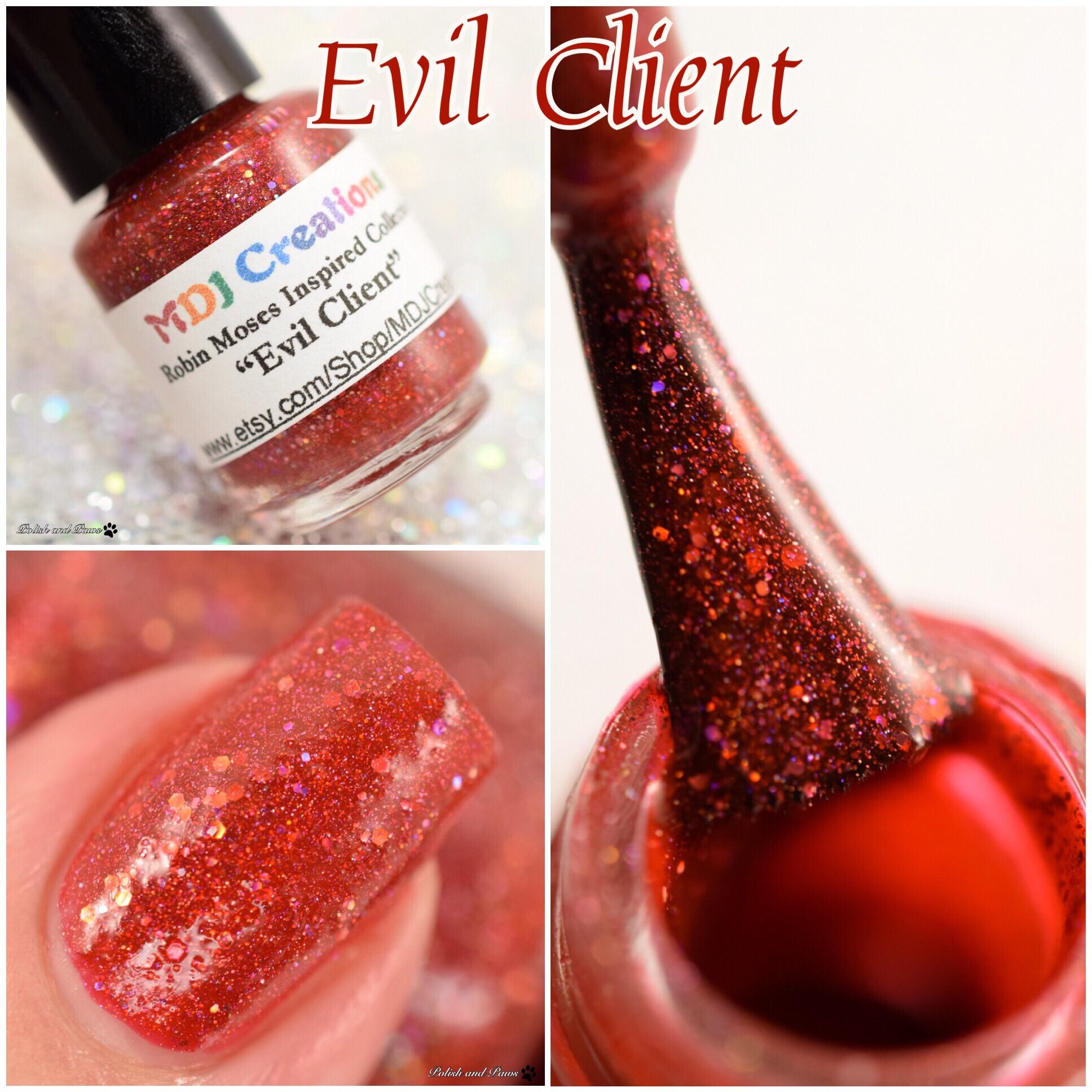 MDJ Creations Evil Client