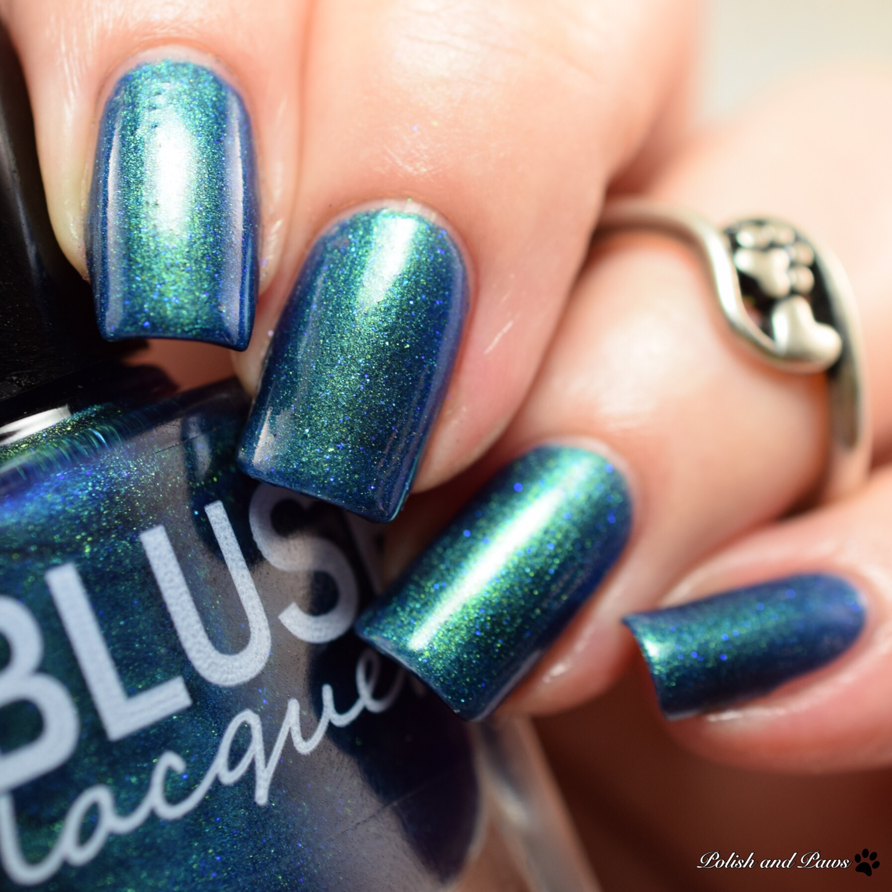 Blush Lacquers Kiss the Frog