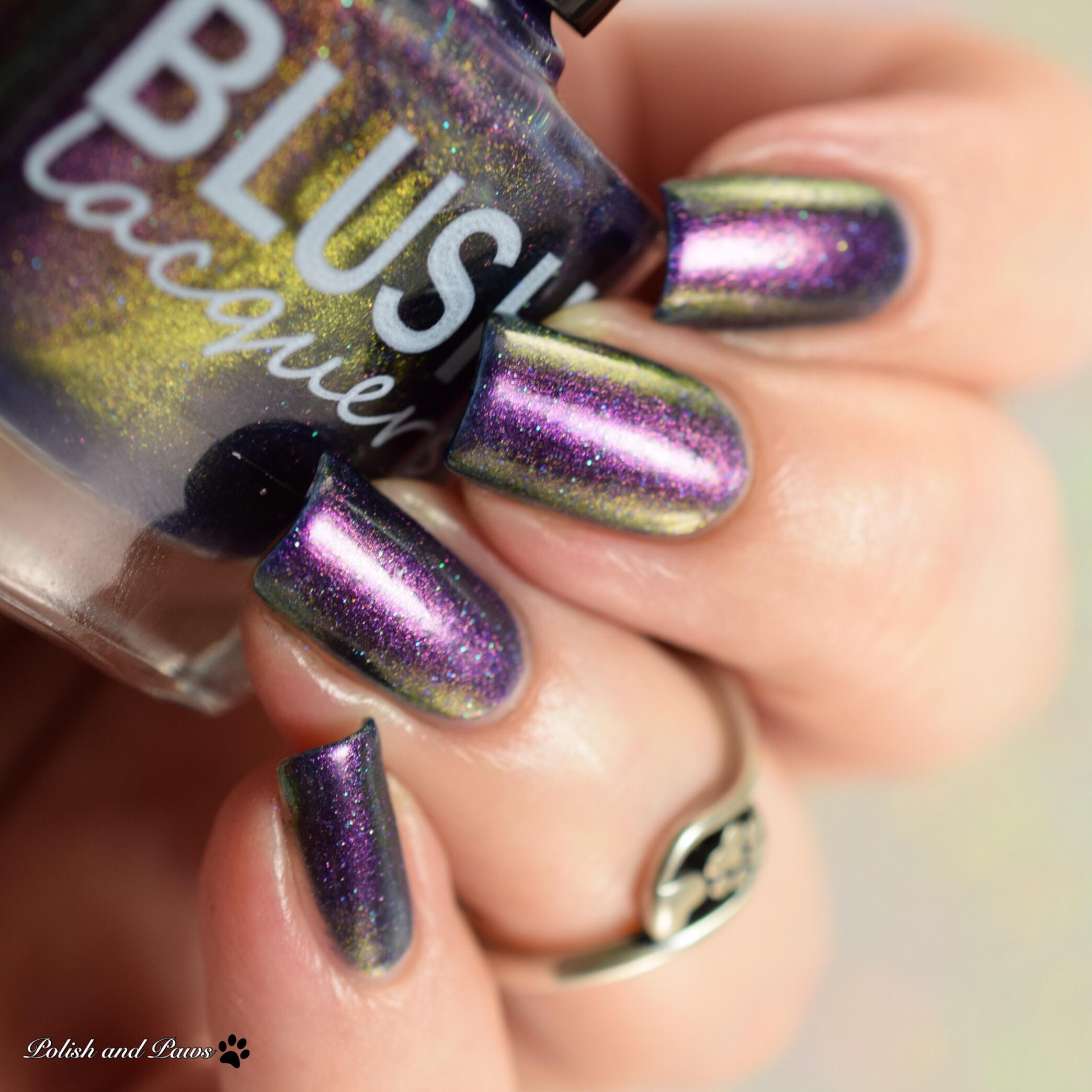 Blush Lacquers Twilight Maiden