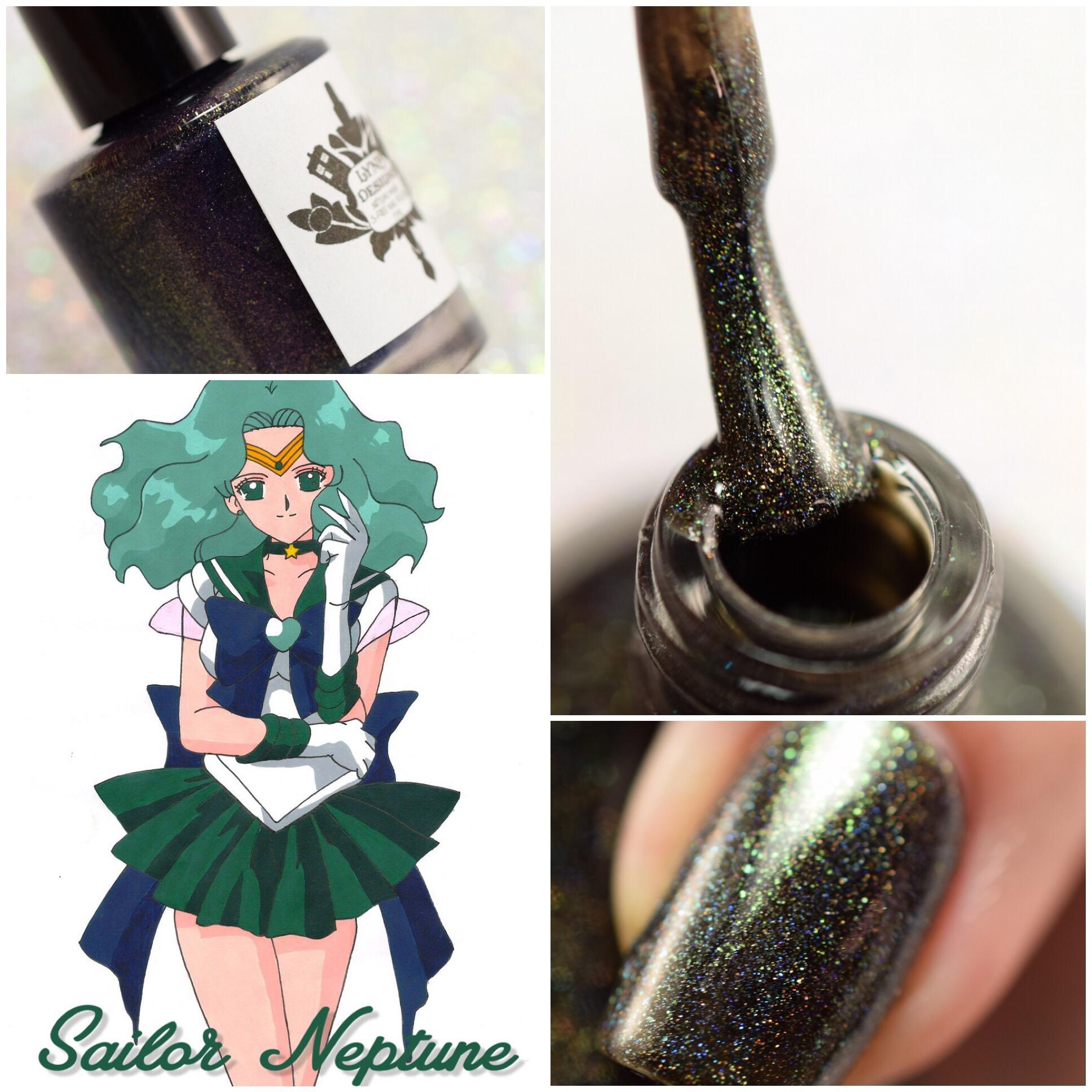 LynB Designs Sailor Neptune ~ Michiru