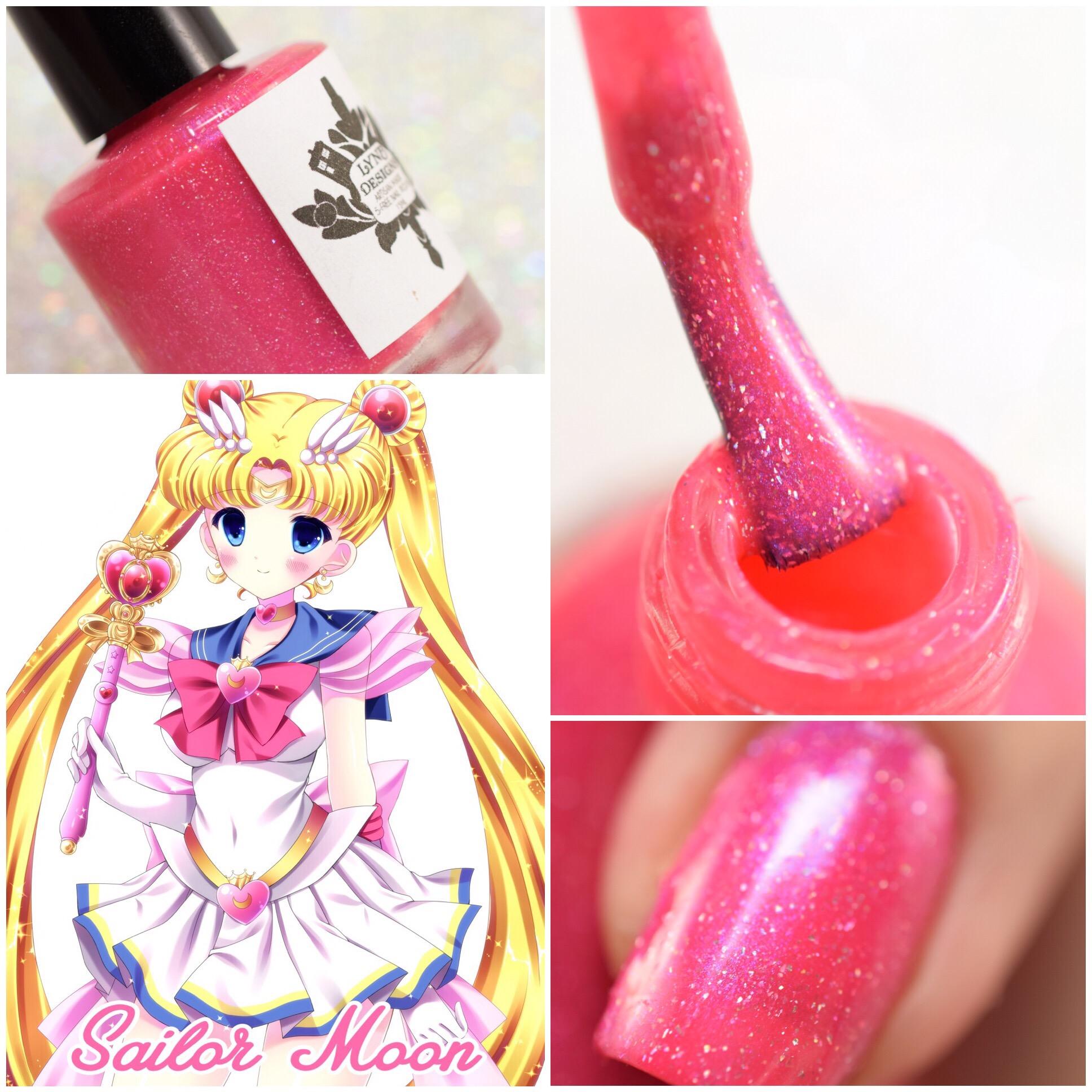 LynB Designs Sailor Moon ~ Usagi
