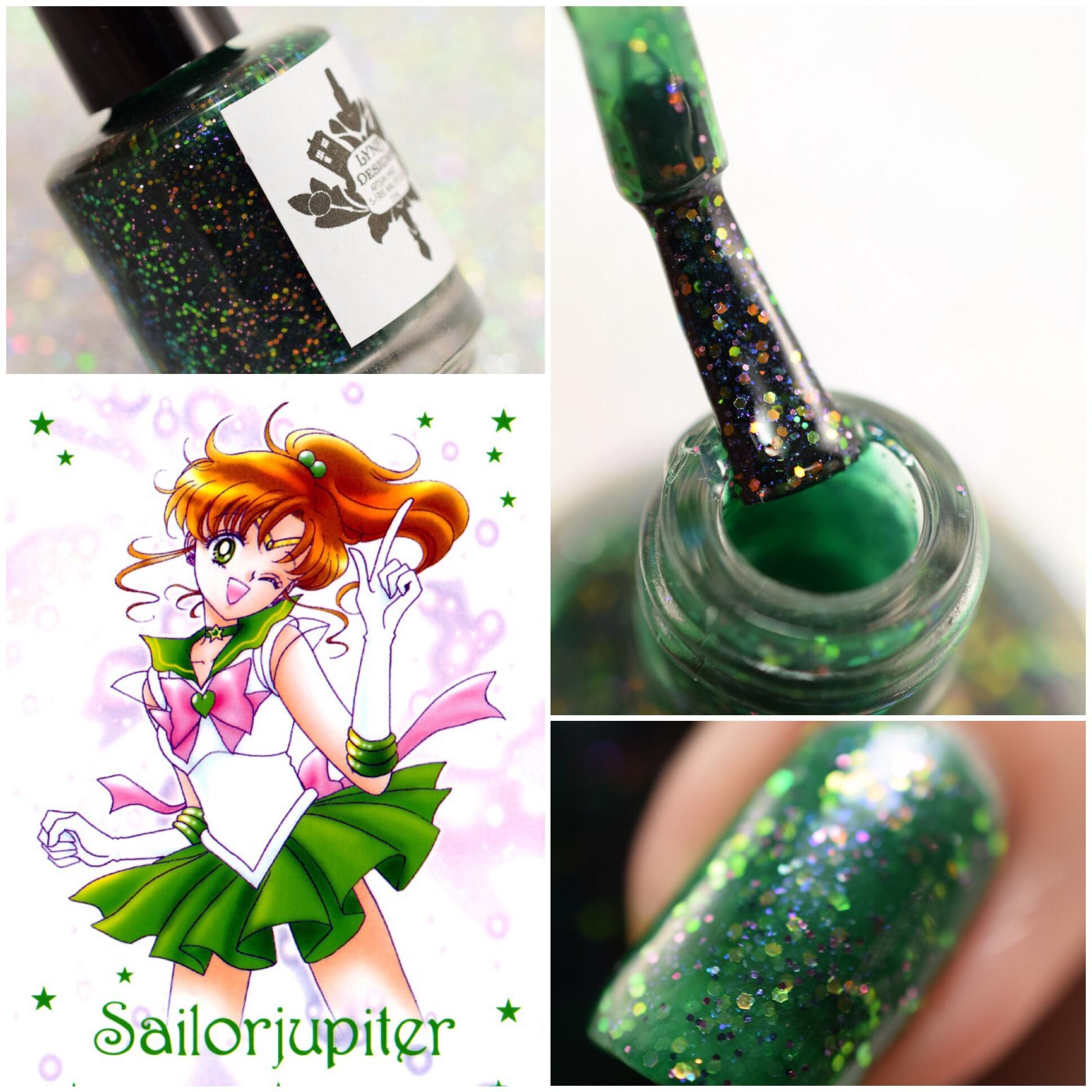 LynB Designs Sailor Jupiter ~ Makoto
