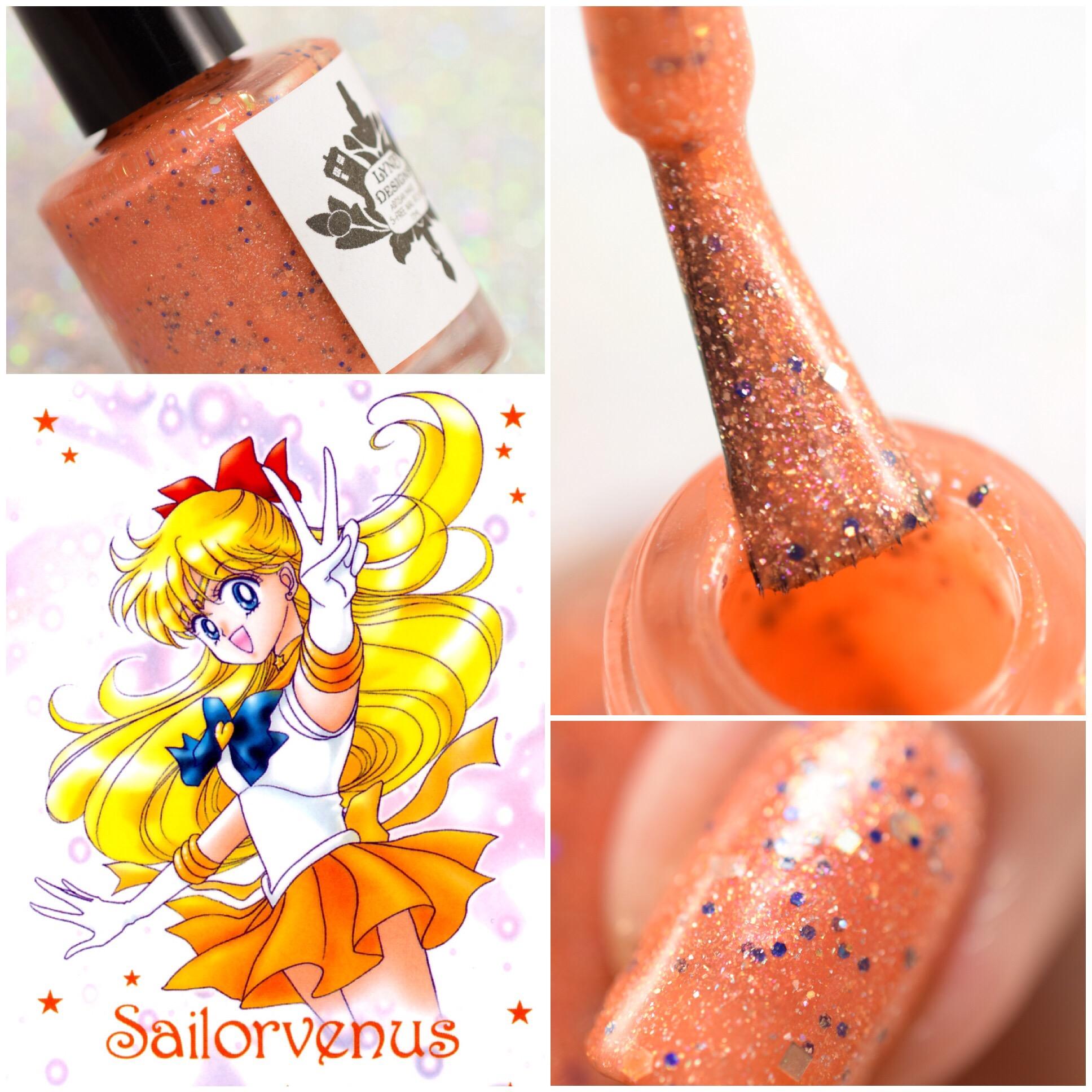 LynB Designs Sailor Venus ~ Minako
