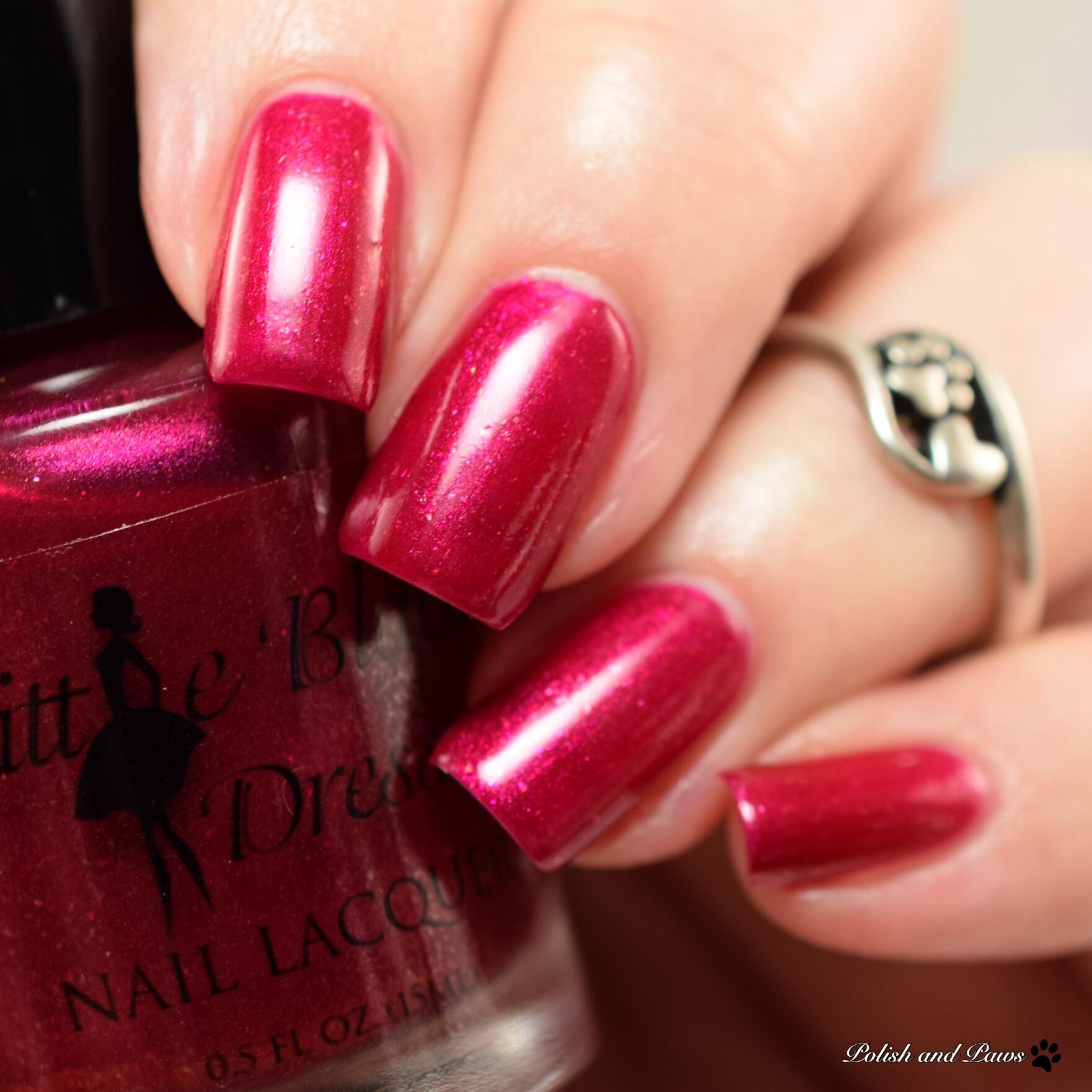 Little Black Dress Rouge Luxe