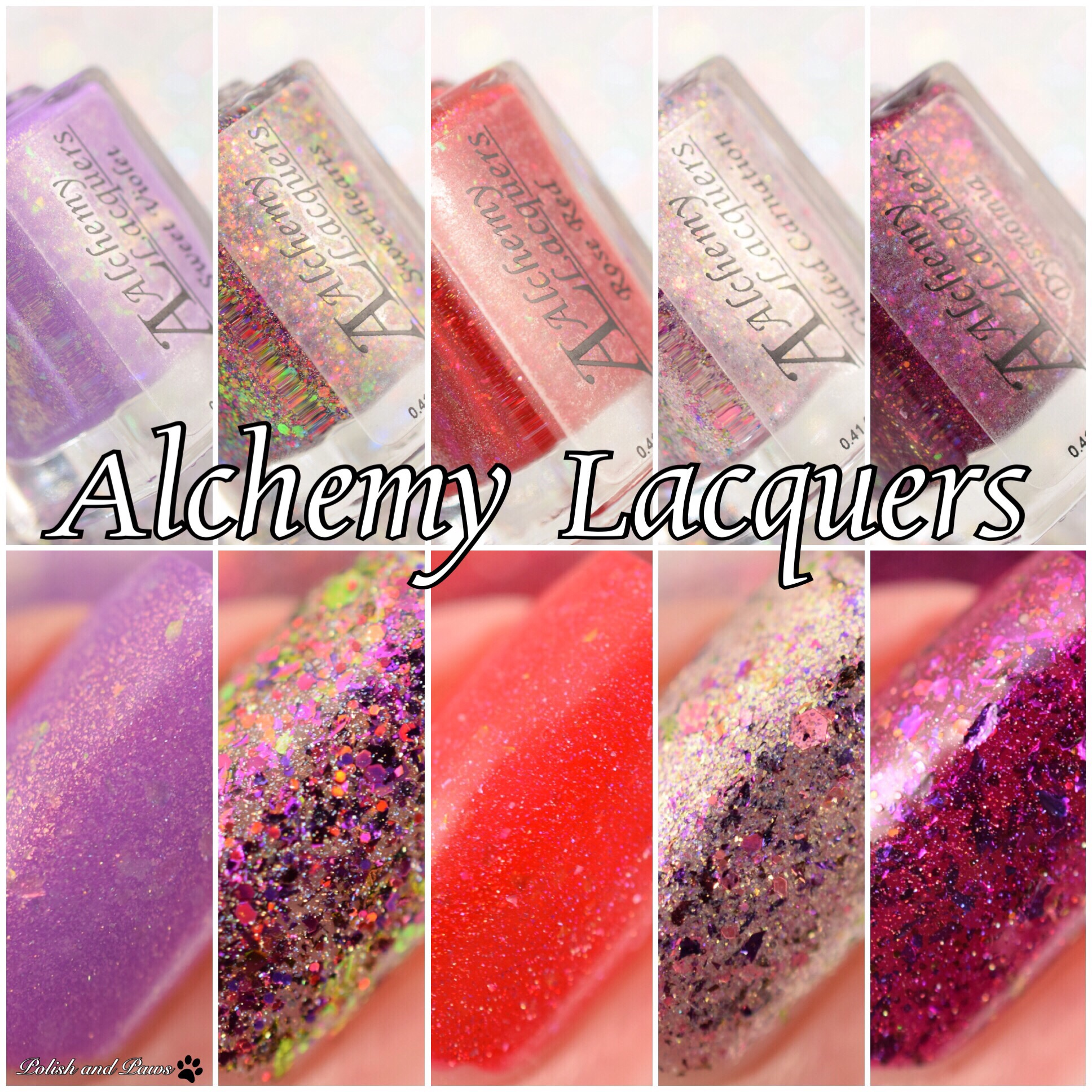 Alchemy Lacquers Valentines Day Releases