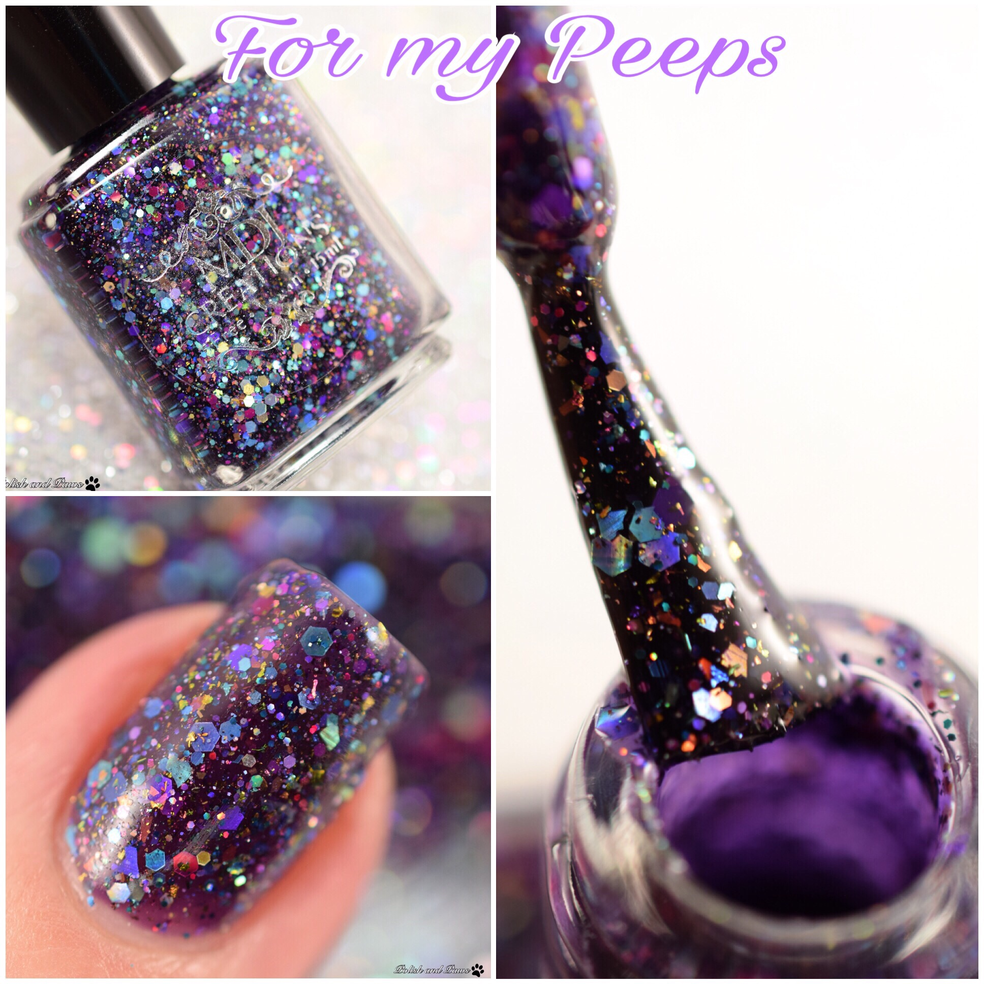 MDJ Creations For My Peeps