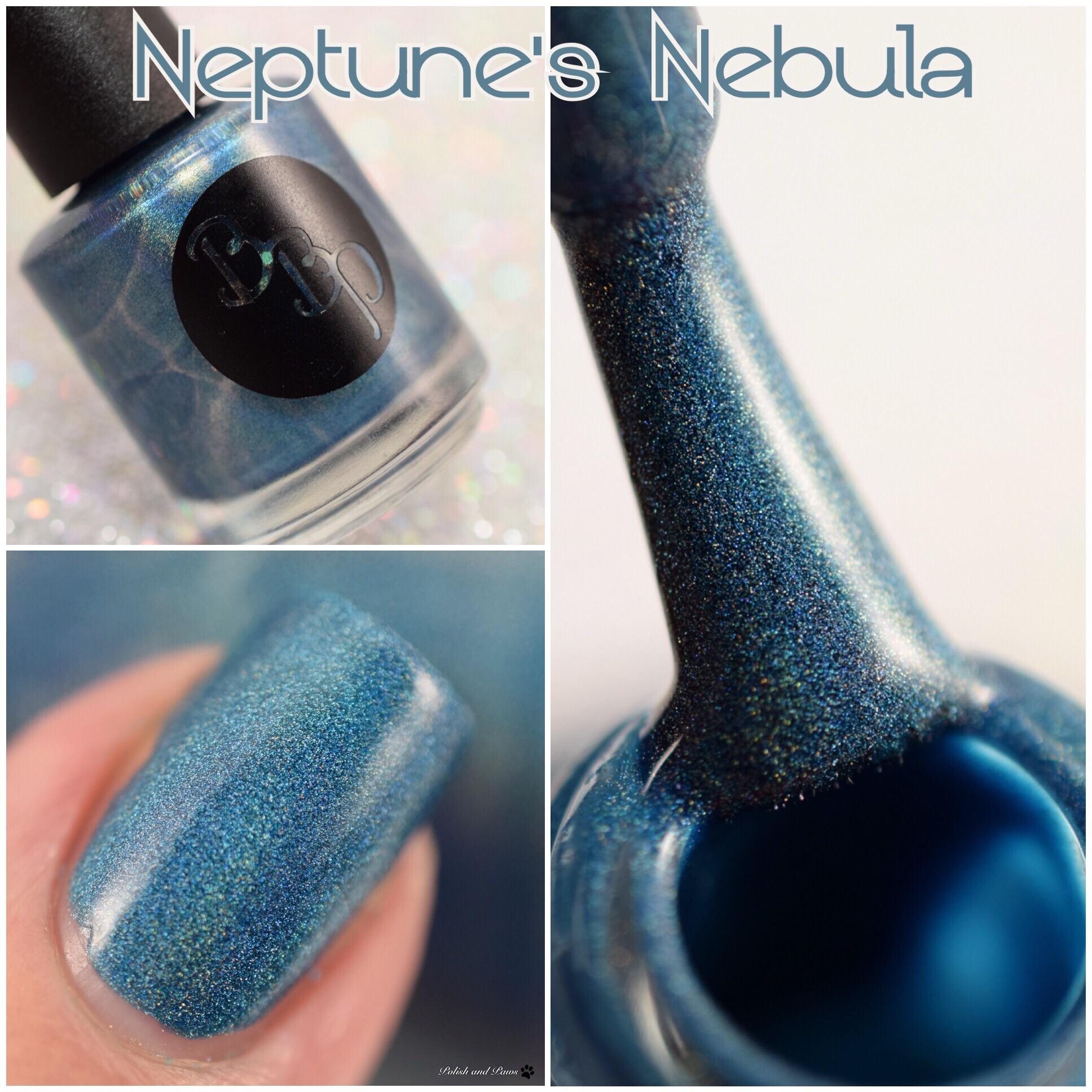 Bad Bitch Polish Neptune's Nebula