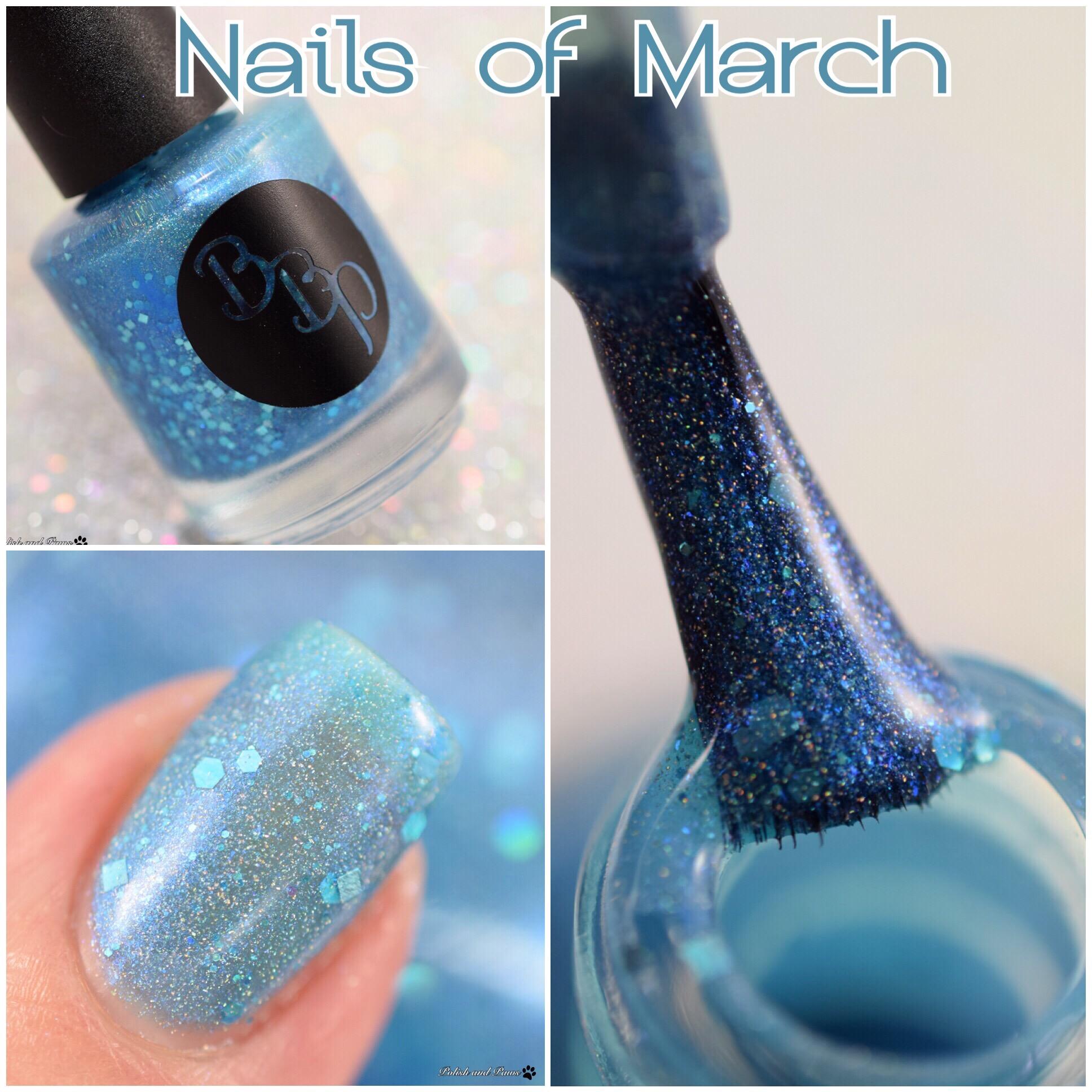 Bad Bitch Polish Nails of March