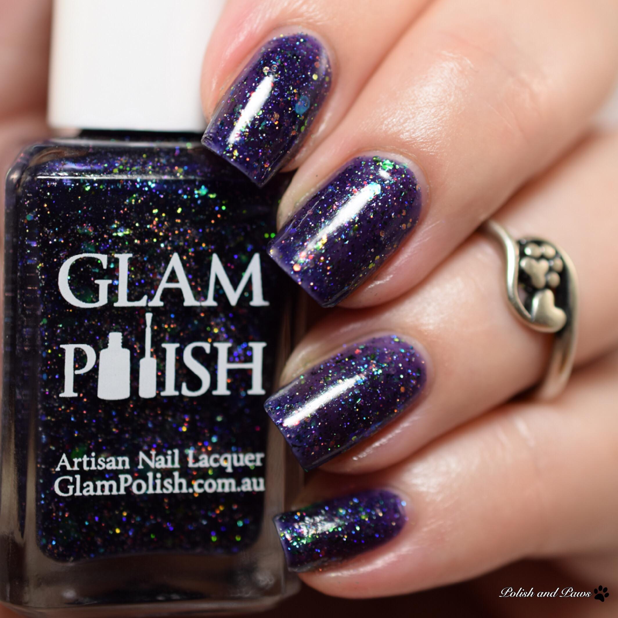 Glam Polish Swooping Evil