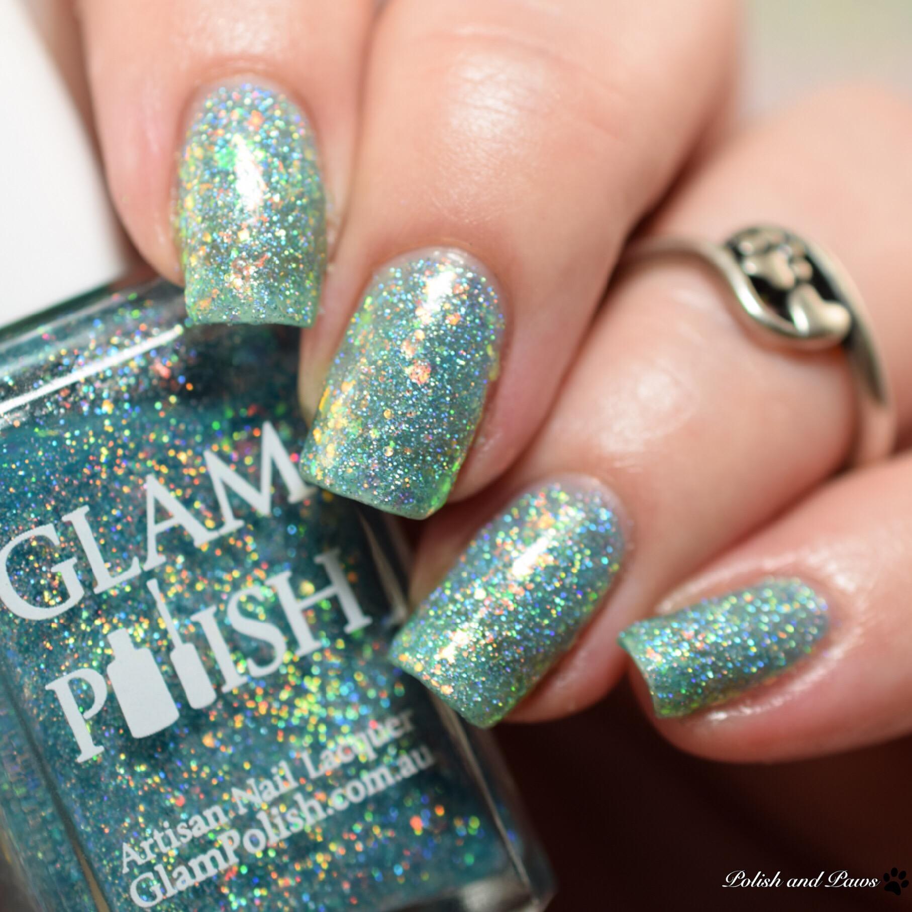 Glam Polish Newt.. I Don't Think I'm Dreaming