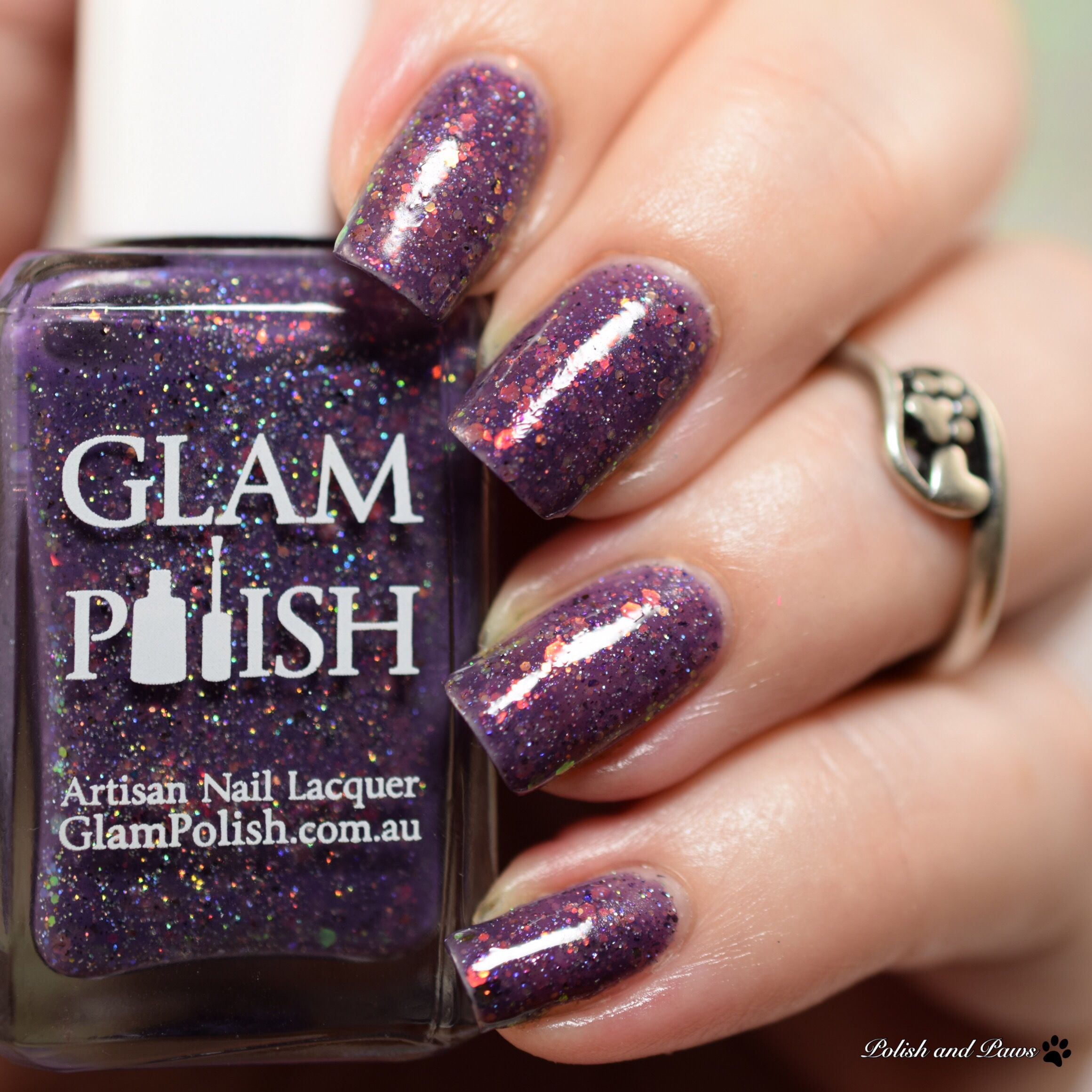 Glam Polish Limited Edition Magical Creatures Collection | Polish ...