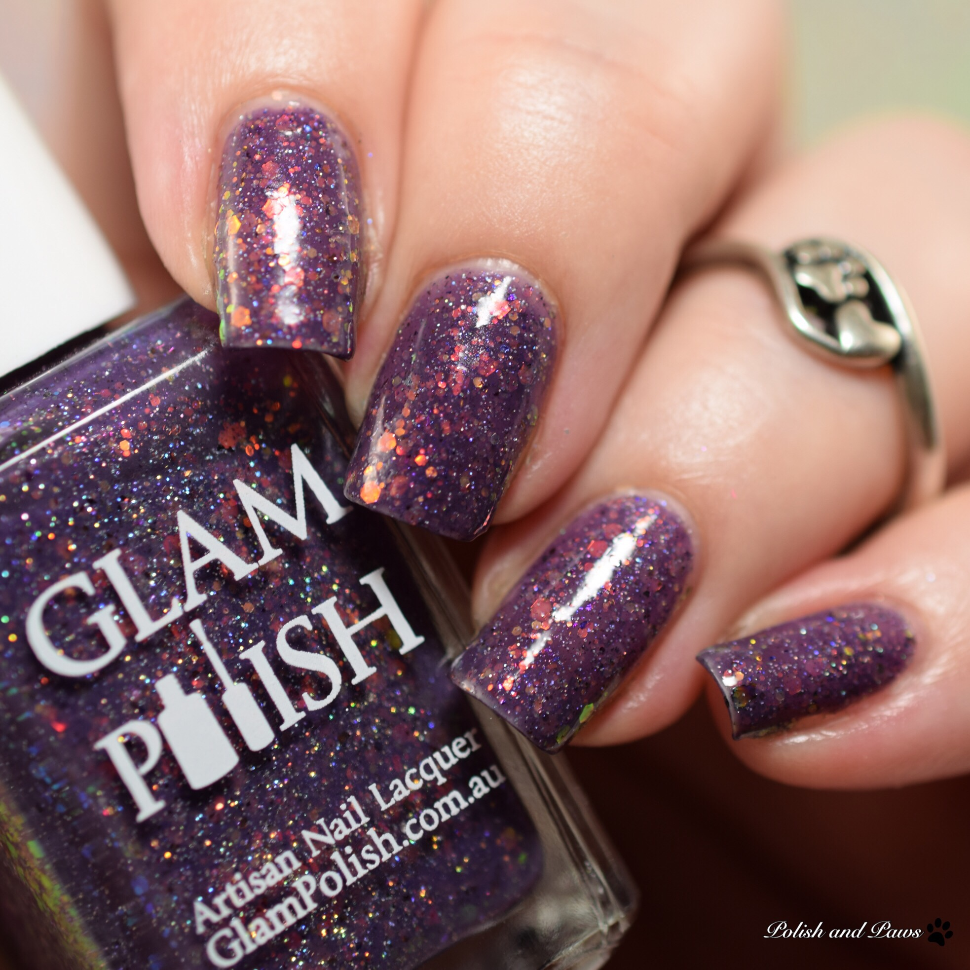 Glam Polish Much More to you, Than Meets the Eye