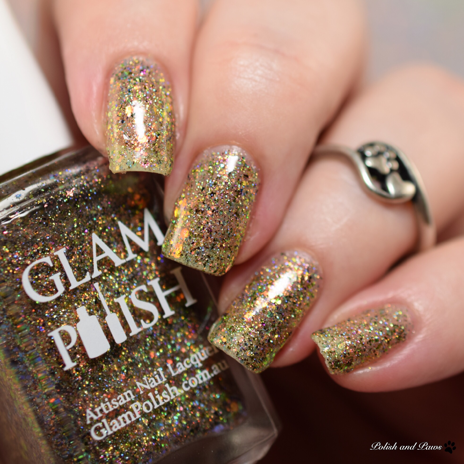 Glam Polish You Are our Only Hope Frank