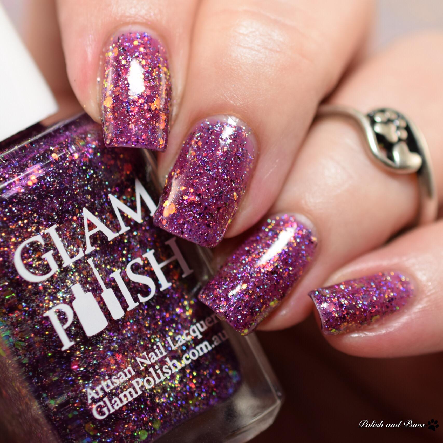 Glam Polish Case Full of Magical Creatures
