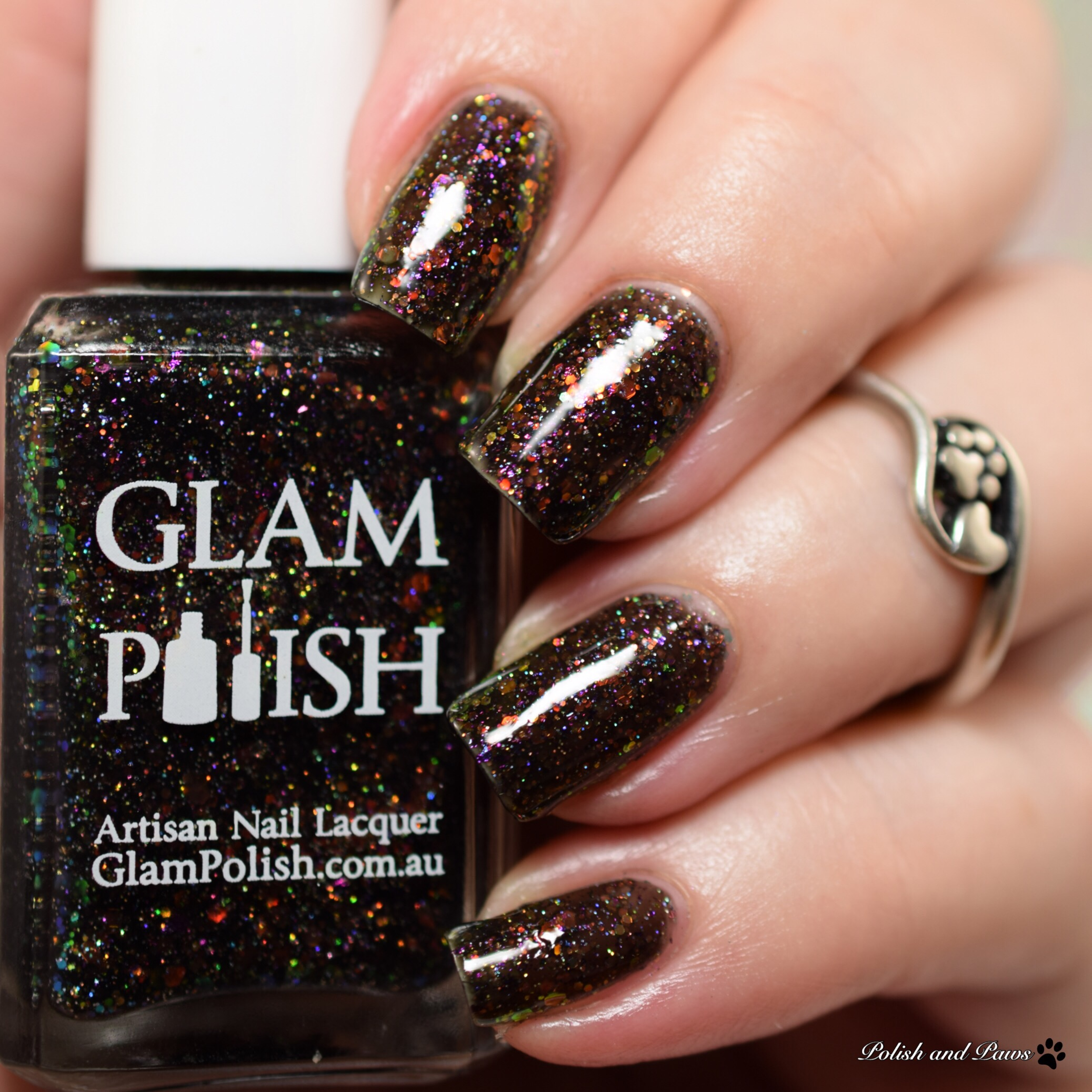 Glam Polish Paws off What Doesn't Belong to You