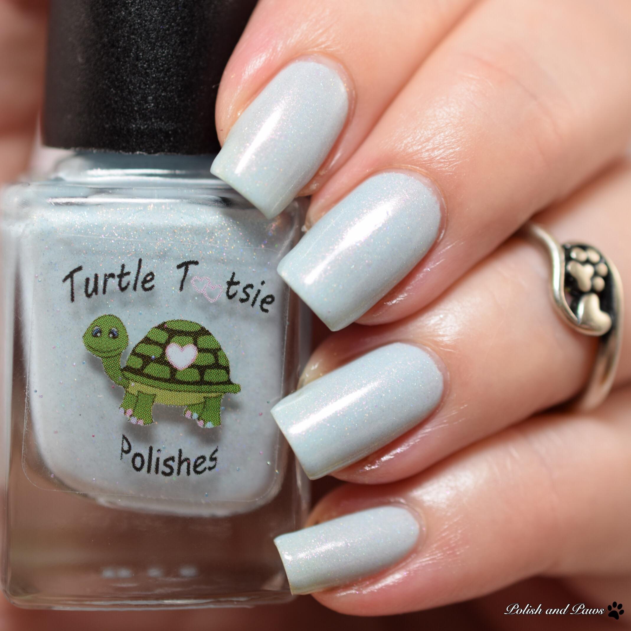 Turtle Tootsie Polishes Pal