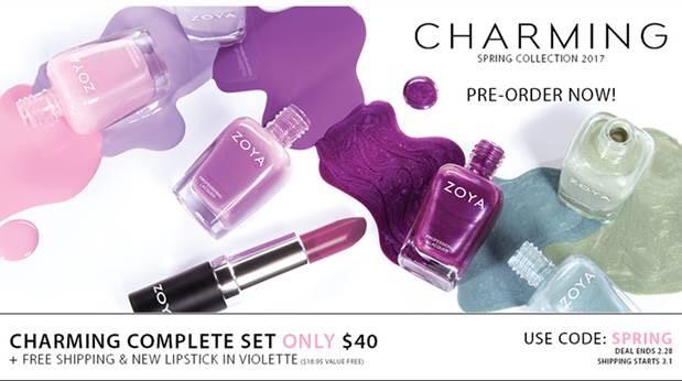 Zoya Charming Deal