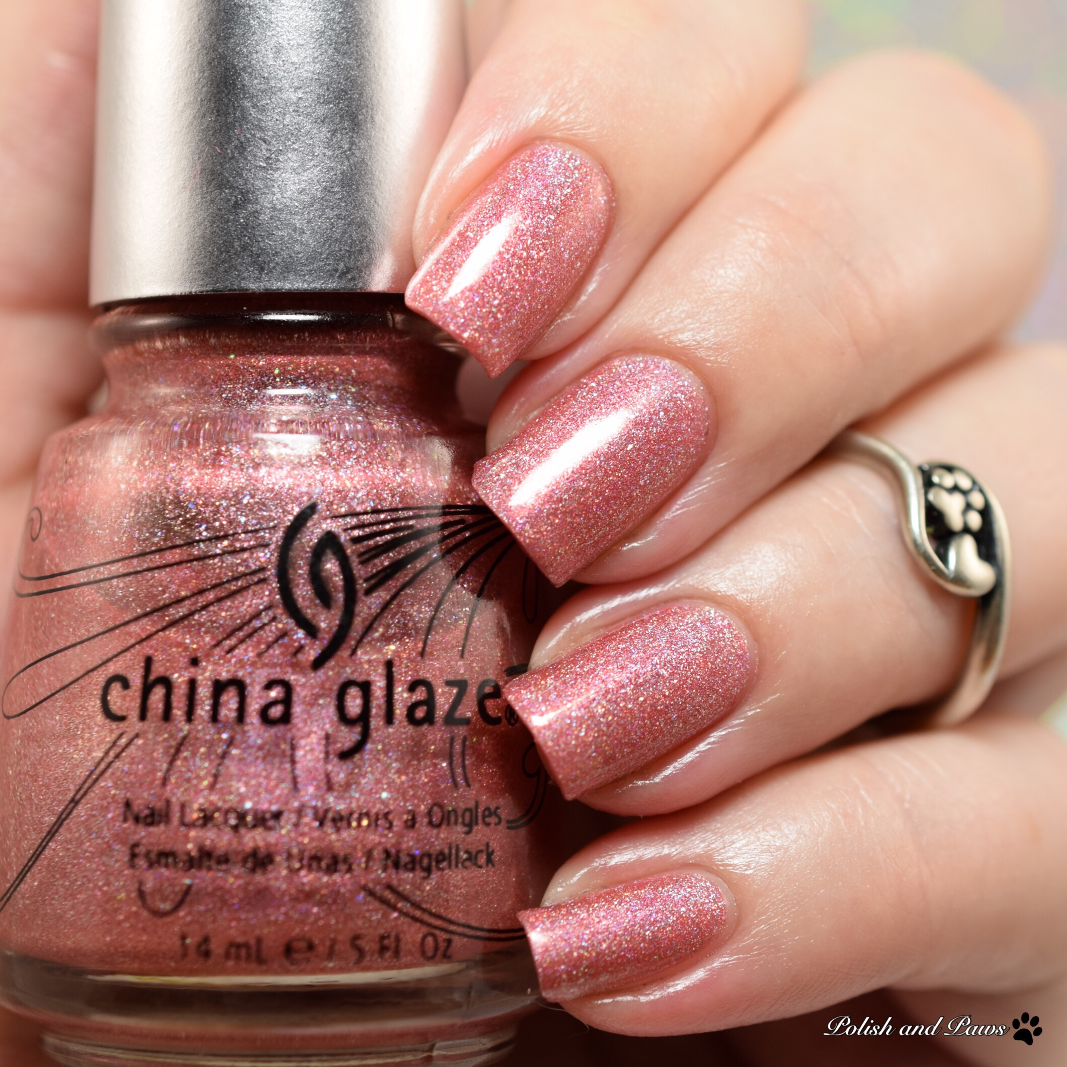 China Glaze Rated Holographic
