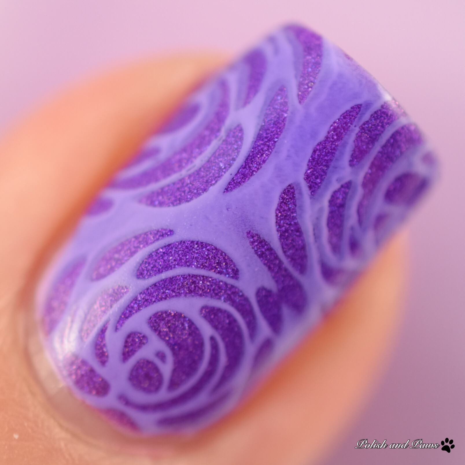 Bad Bitch Polish Lilac