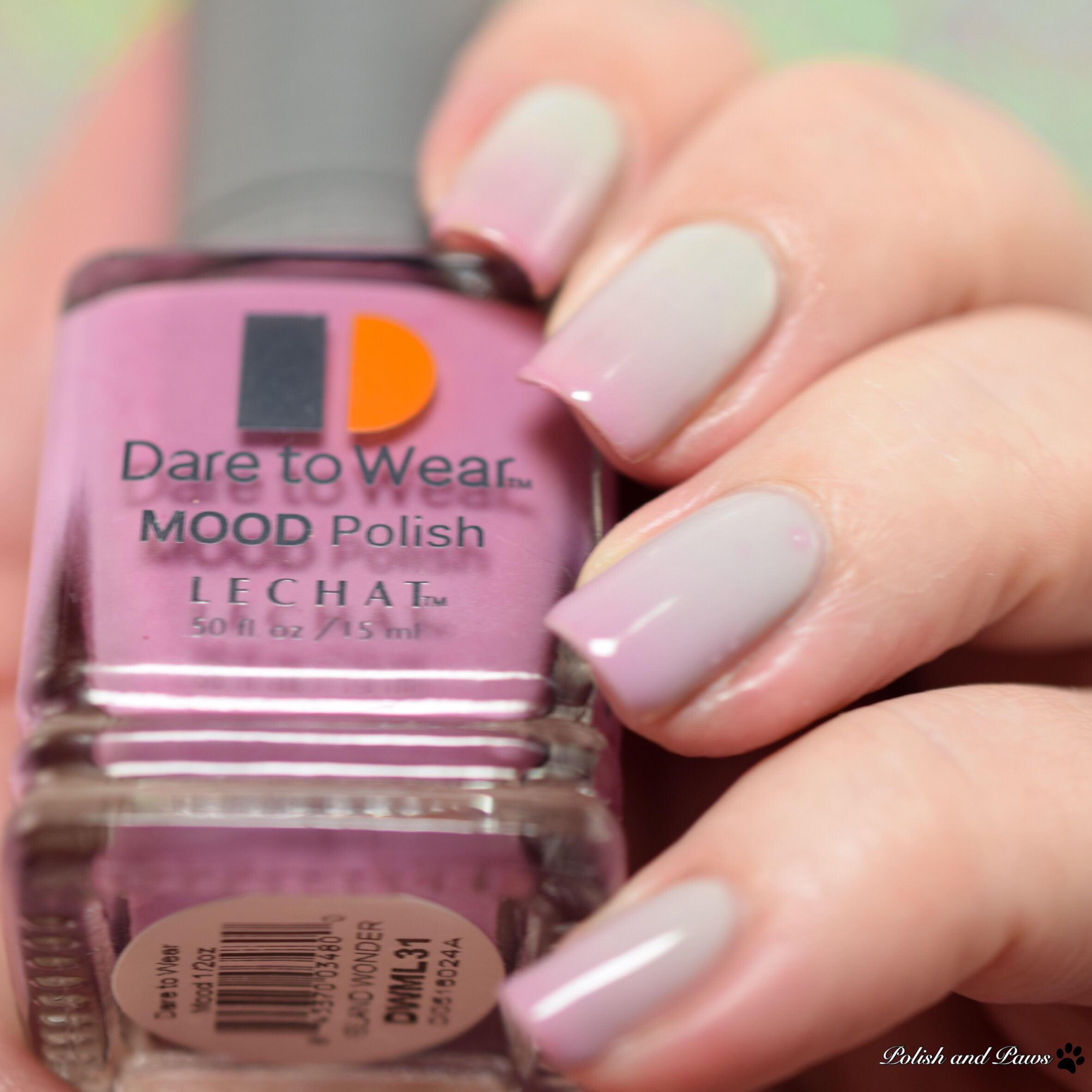 Le Chat Mood Collection ~ Thermal Polishes | Polish and Paws
