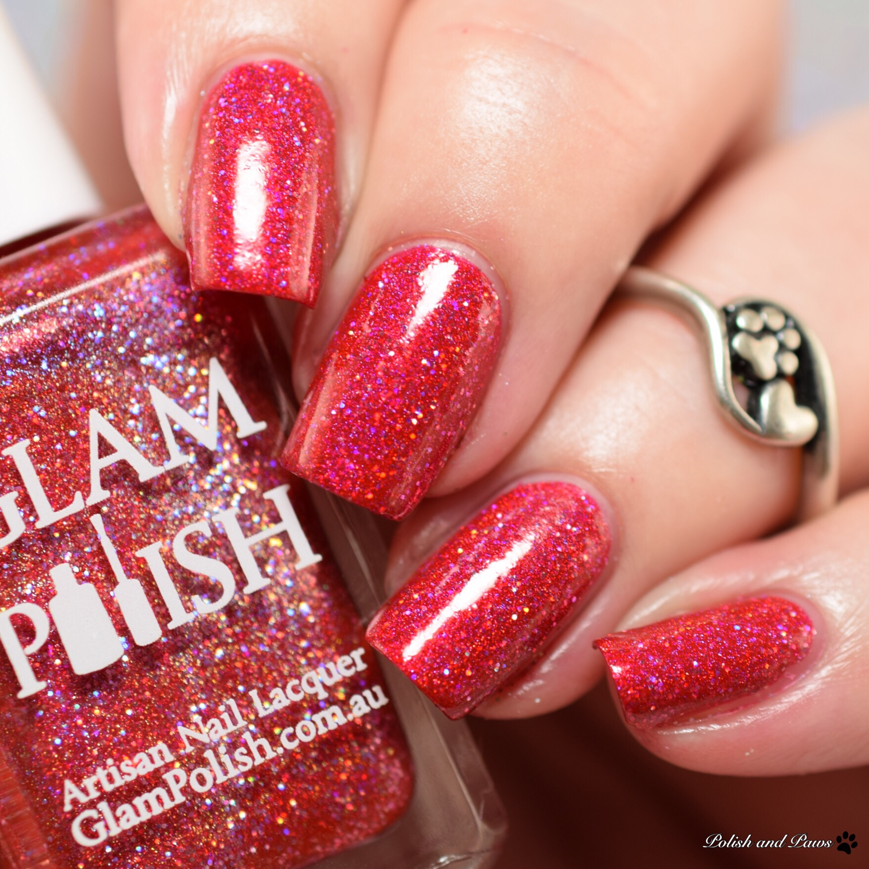 Glam Polish I'll see you in the Movies