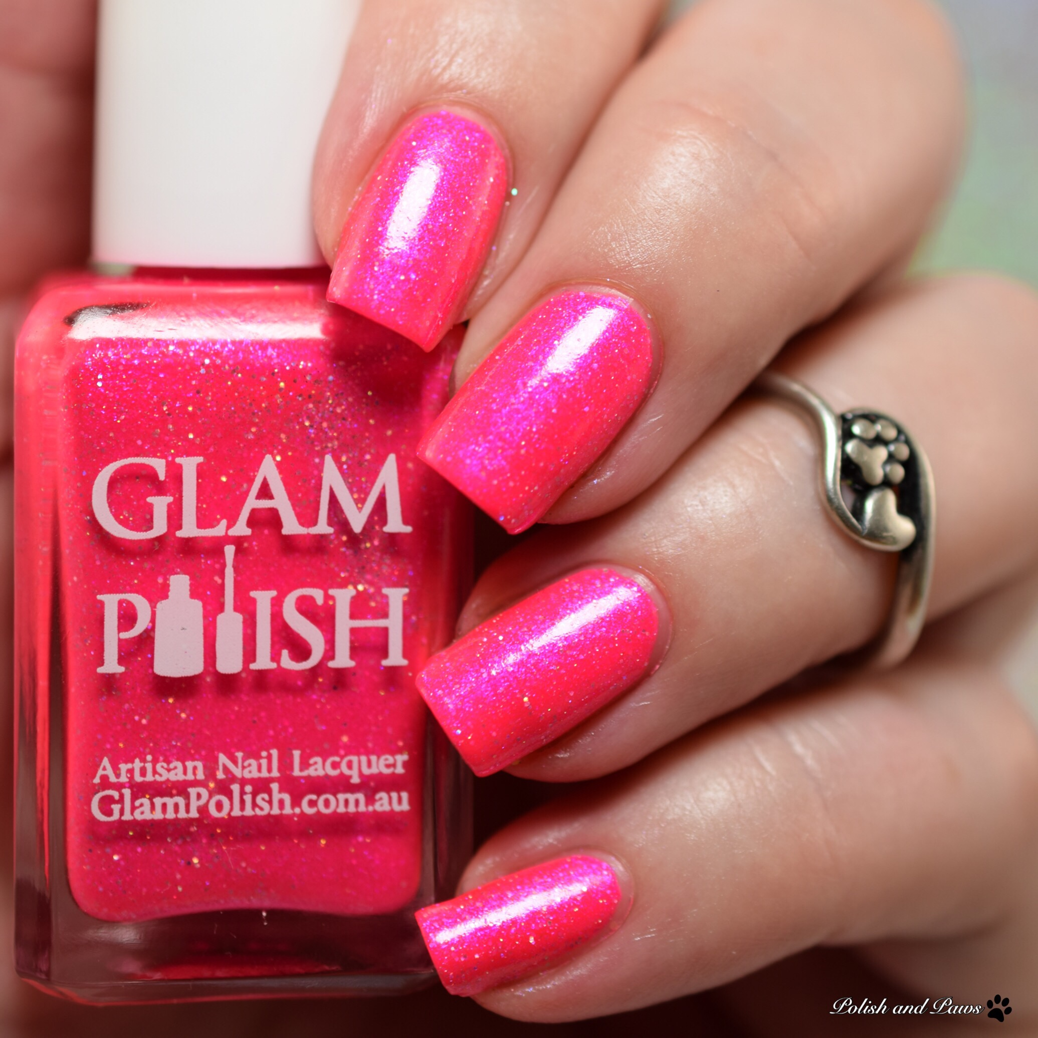 Glam Polish It's a One Woman Show