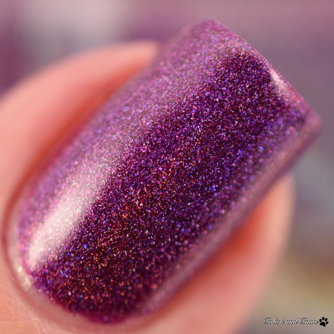 Glam Polish As Long as its Pure Jazz
