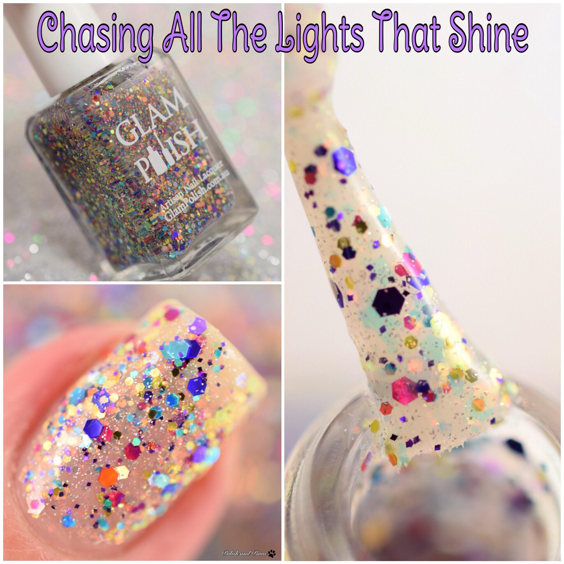 Glam Polish Chasing All the Lights that Shine