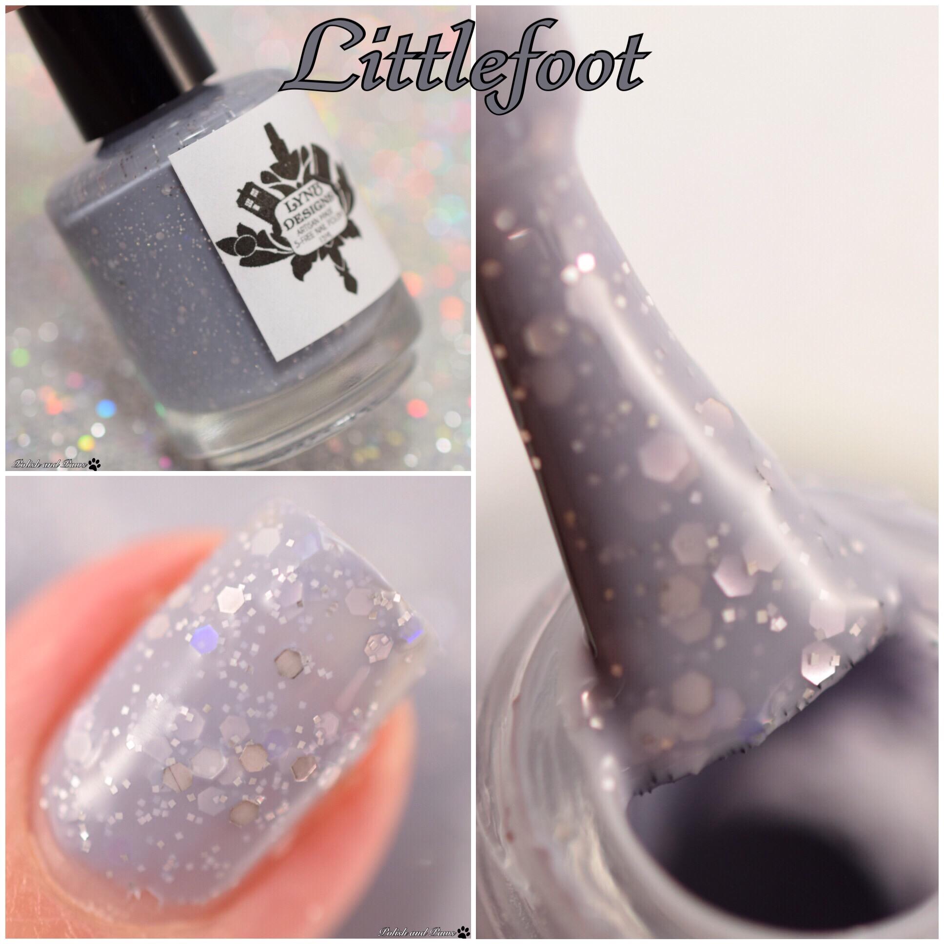 LynB Designs Littlefoot