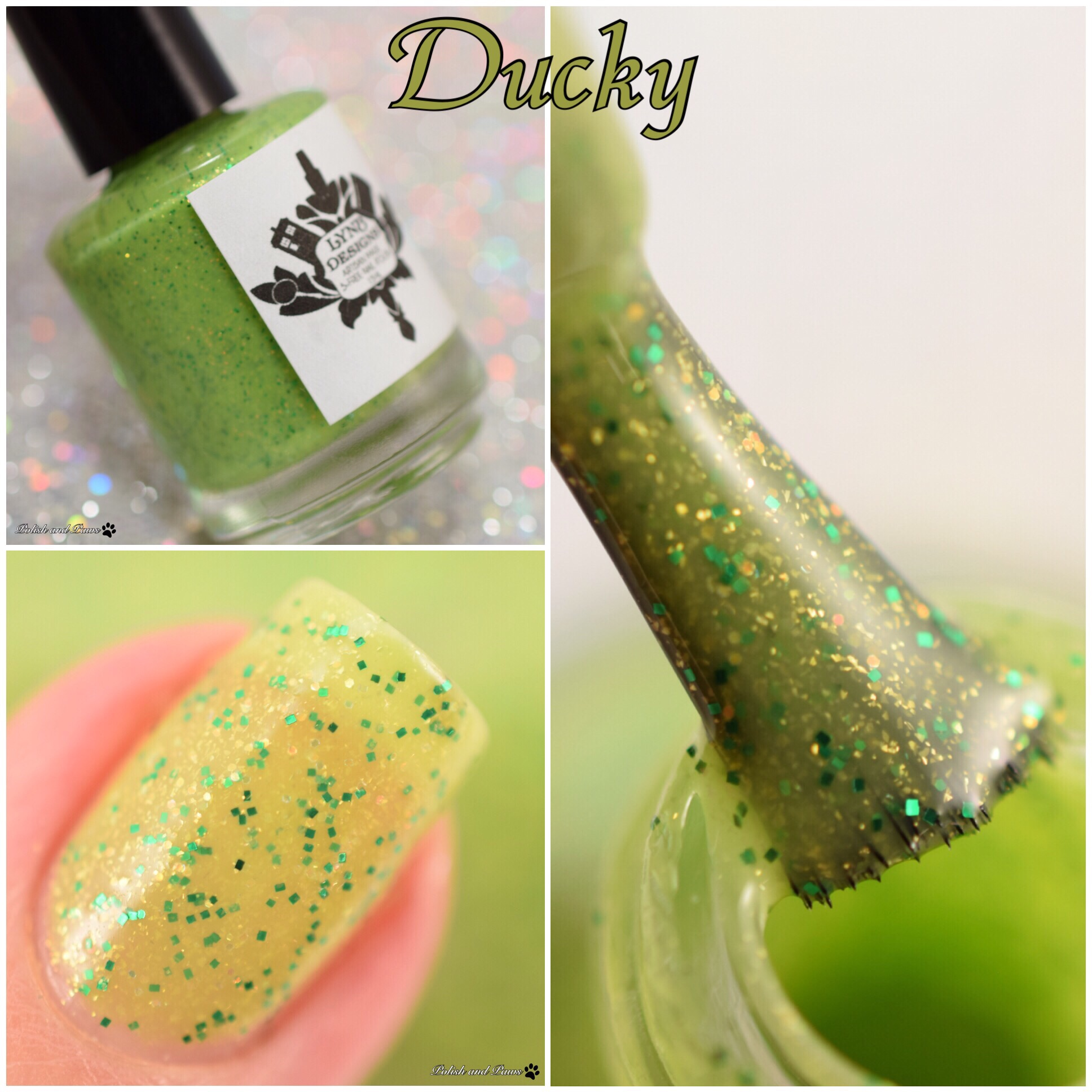 LynB Designs Ducky