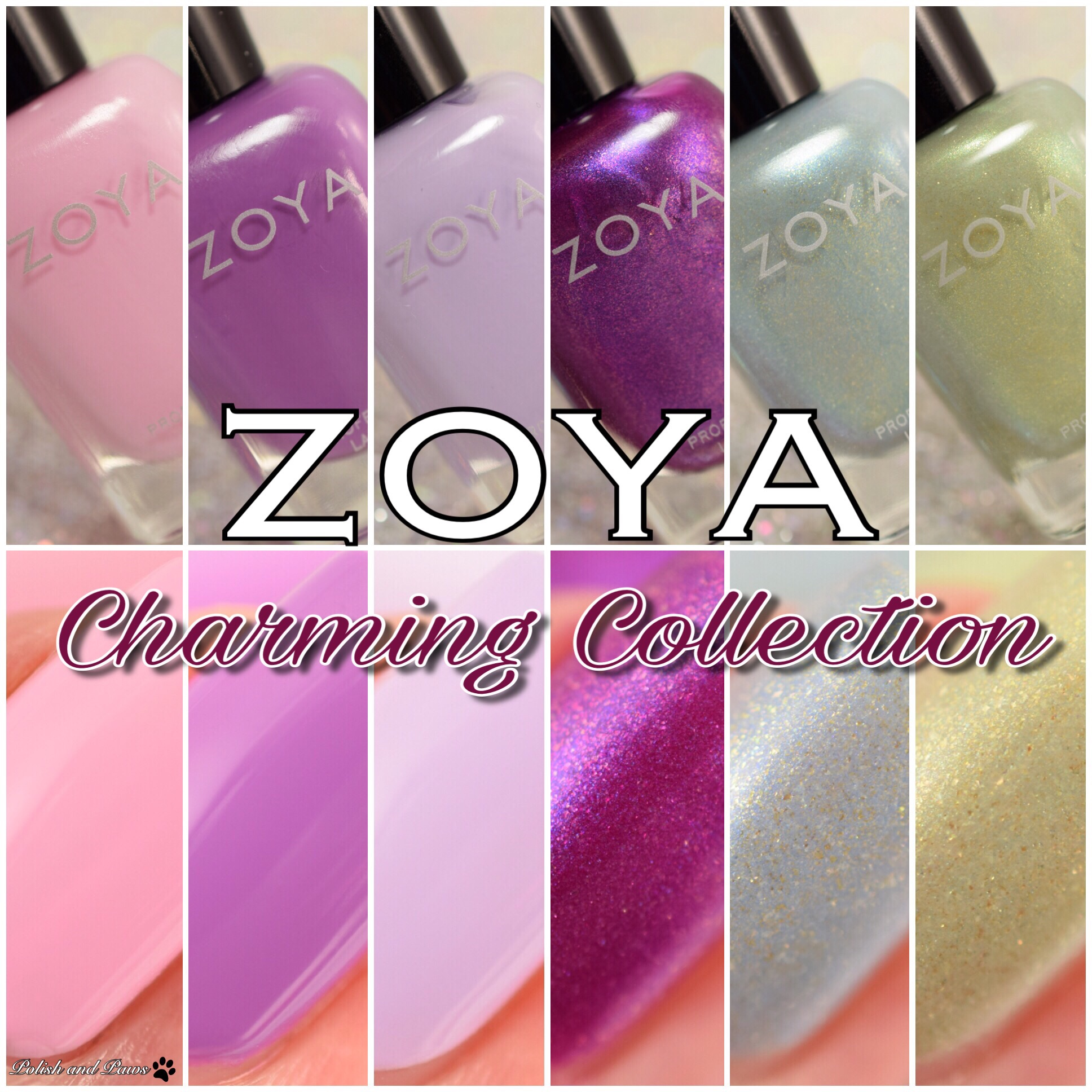 Zoya Charming Collection