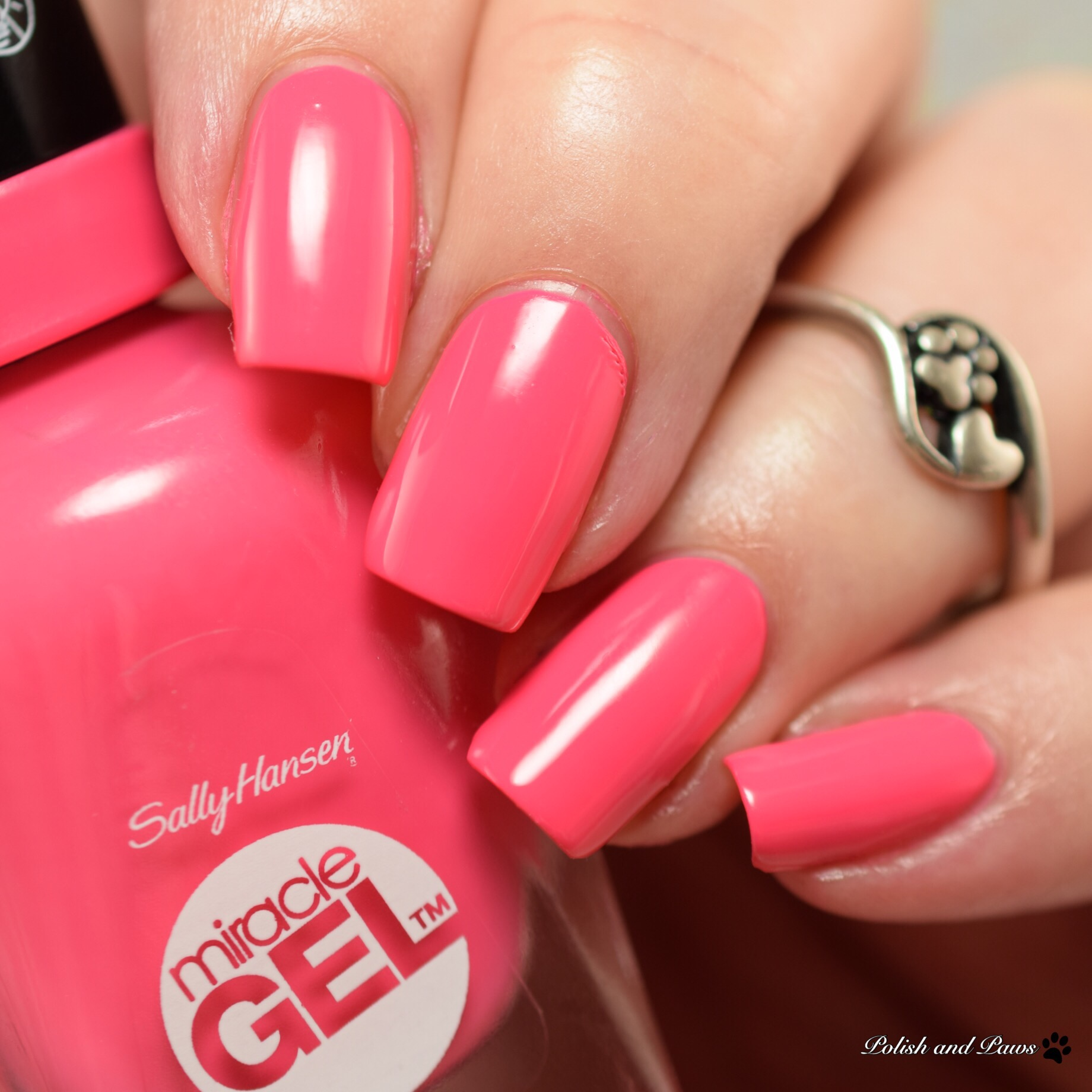 Sally Hansen Swatch And Review Color Of The Moment