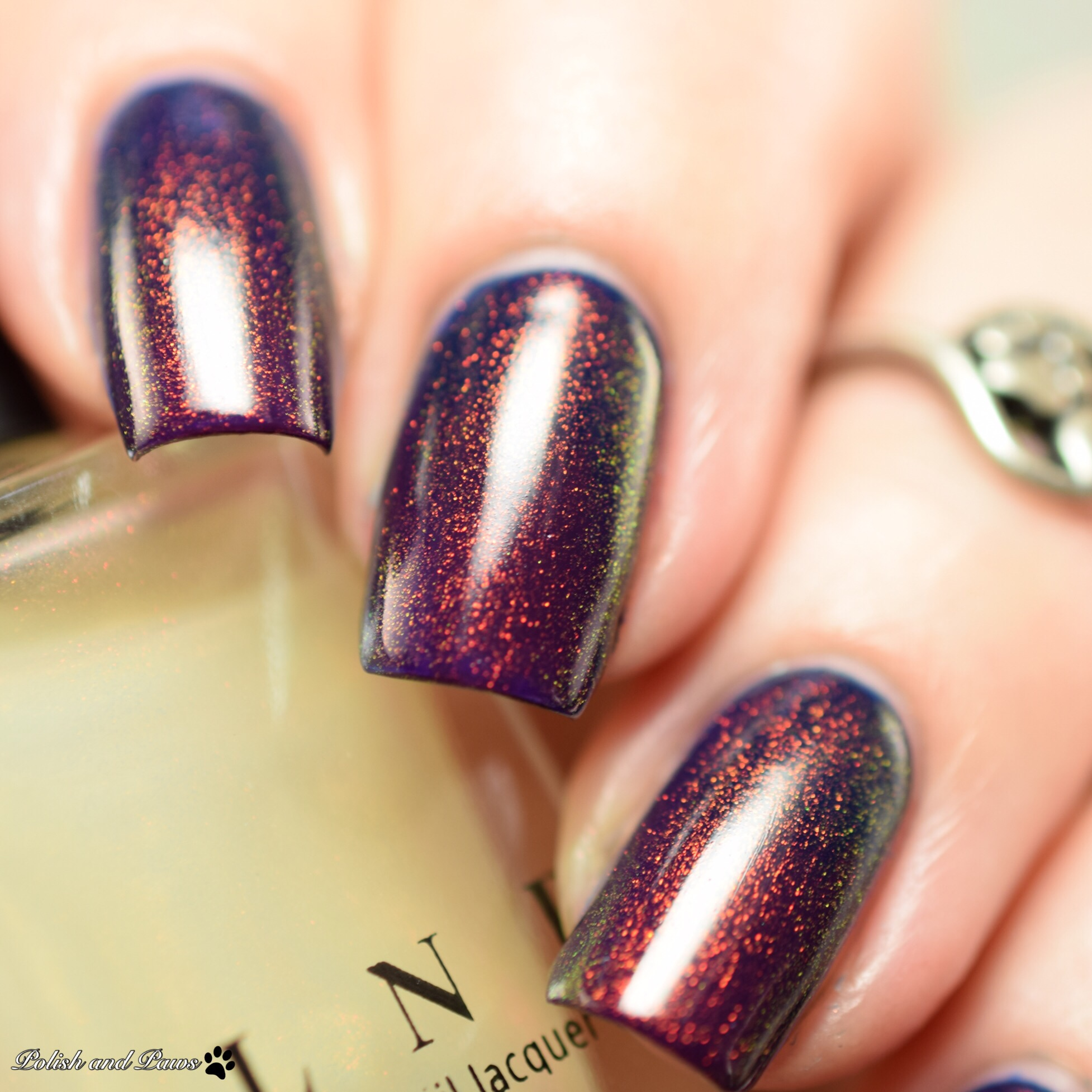 ILNP The Magician layered over Zoya Lael and Zoya Ryan gradient