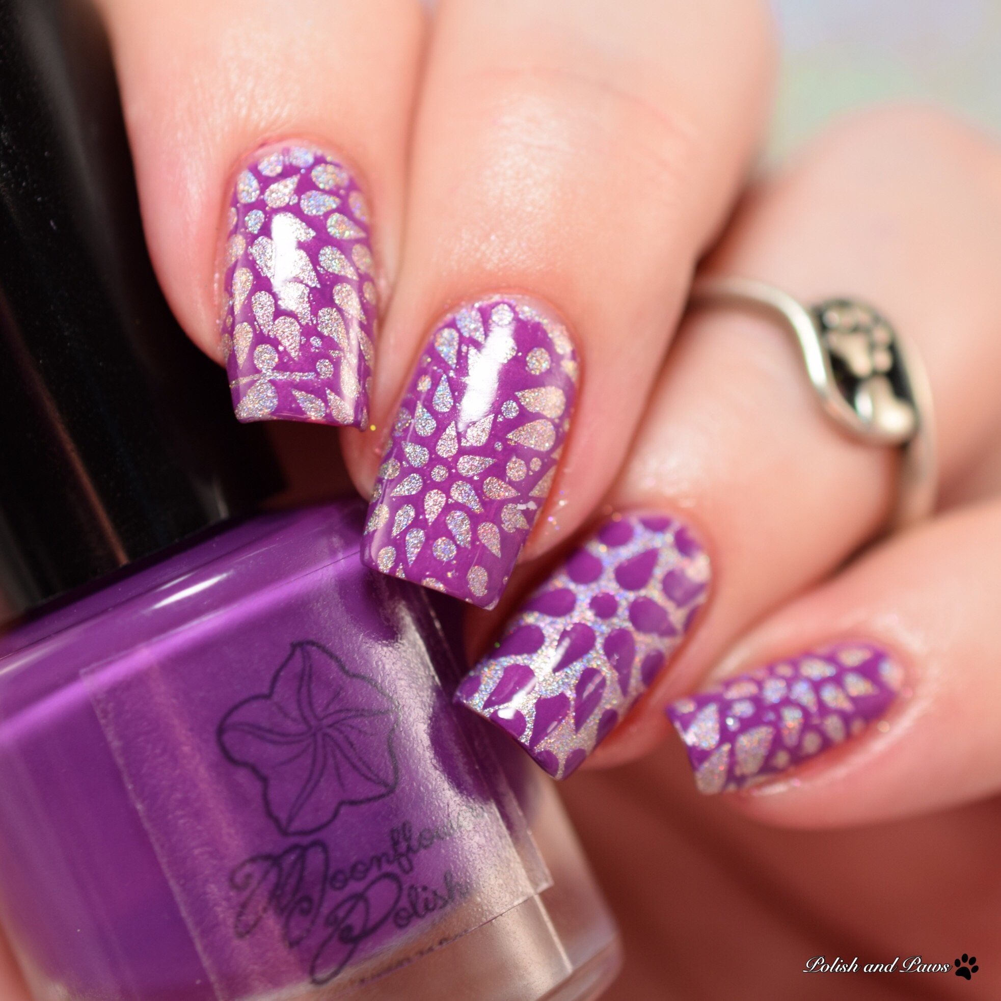 Moonflower Polish Violeta