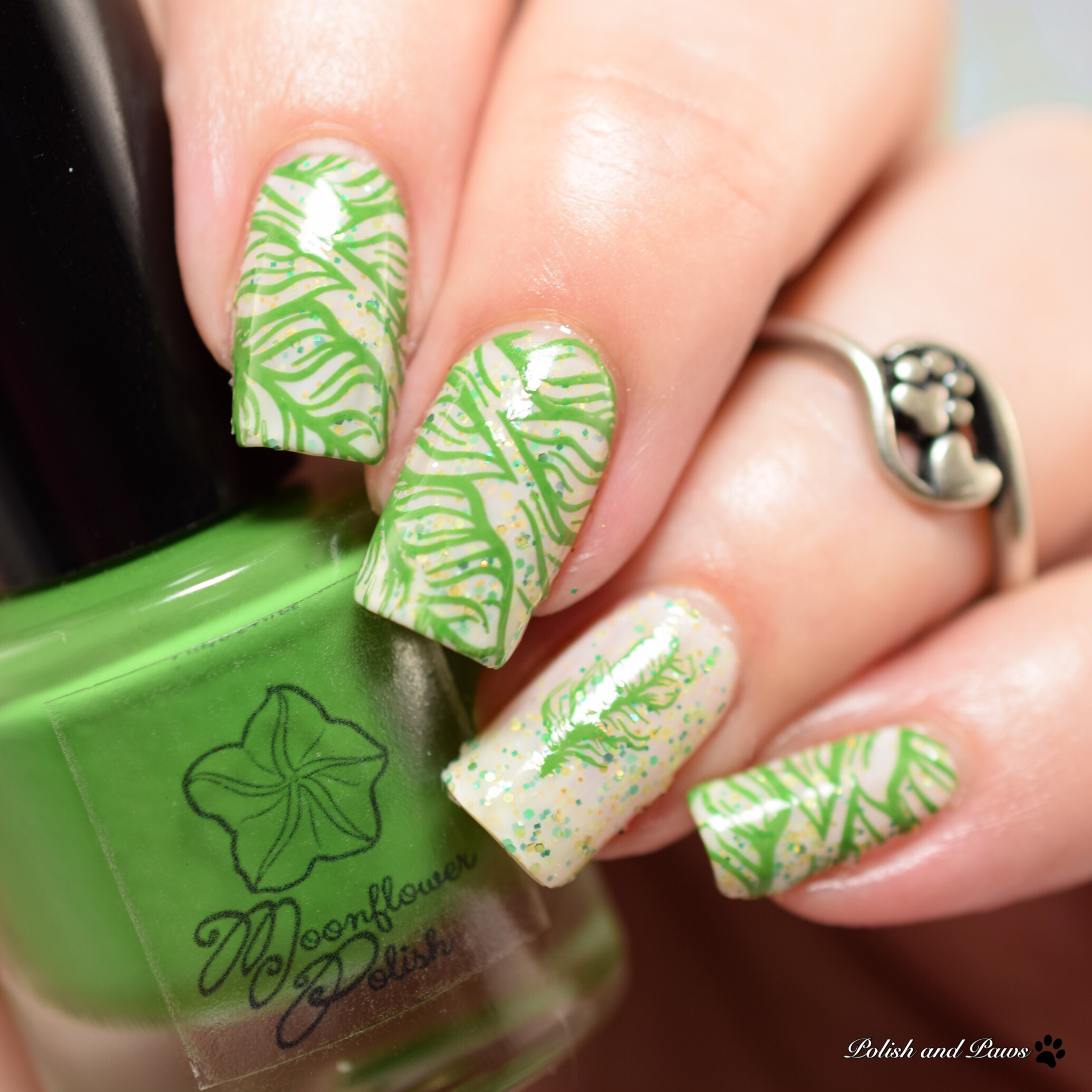 Moonflower Polish Verde