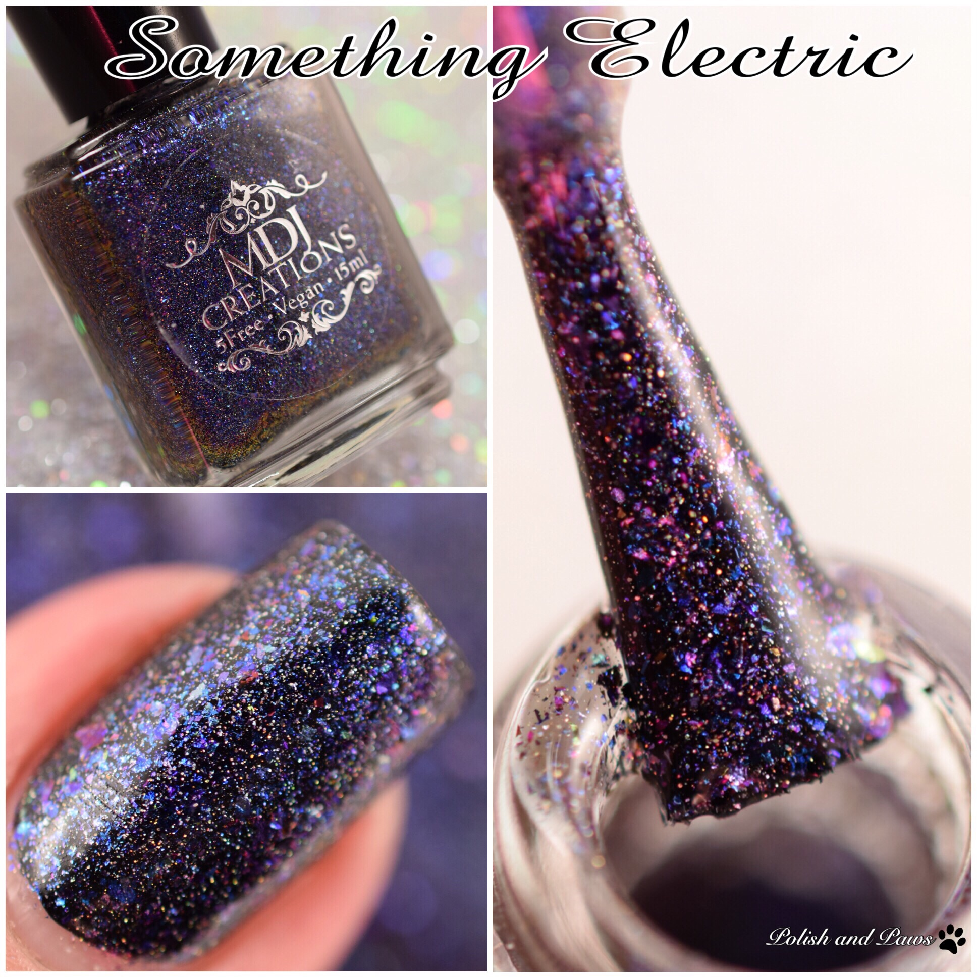 MDJ Creations Something Electric