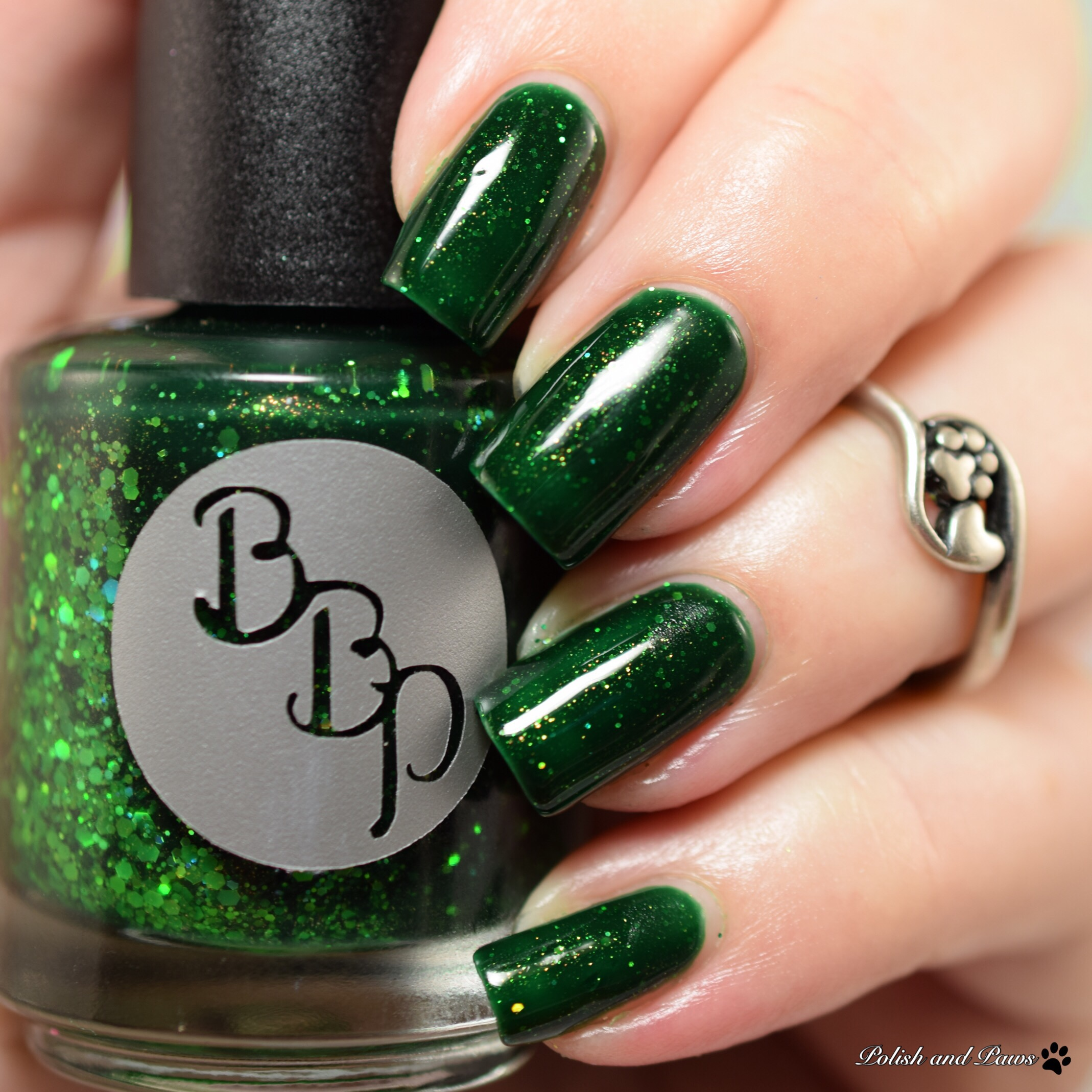 Bad Bitch Polish Emerald Isle