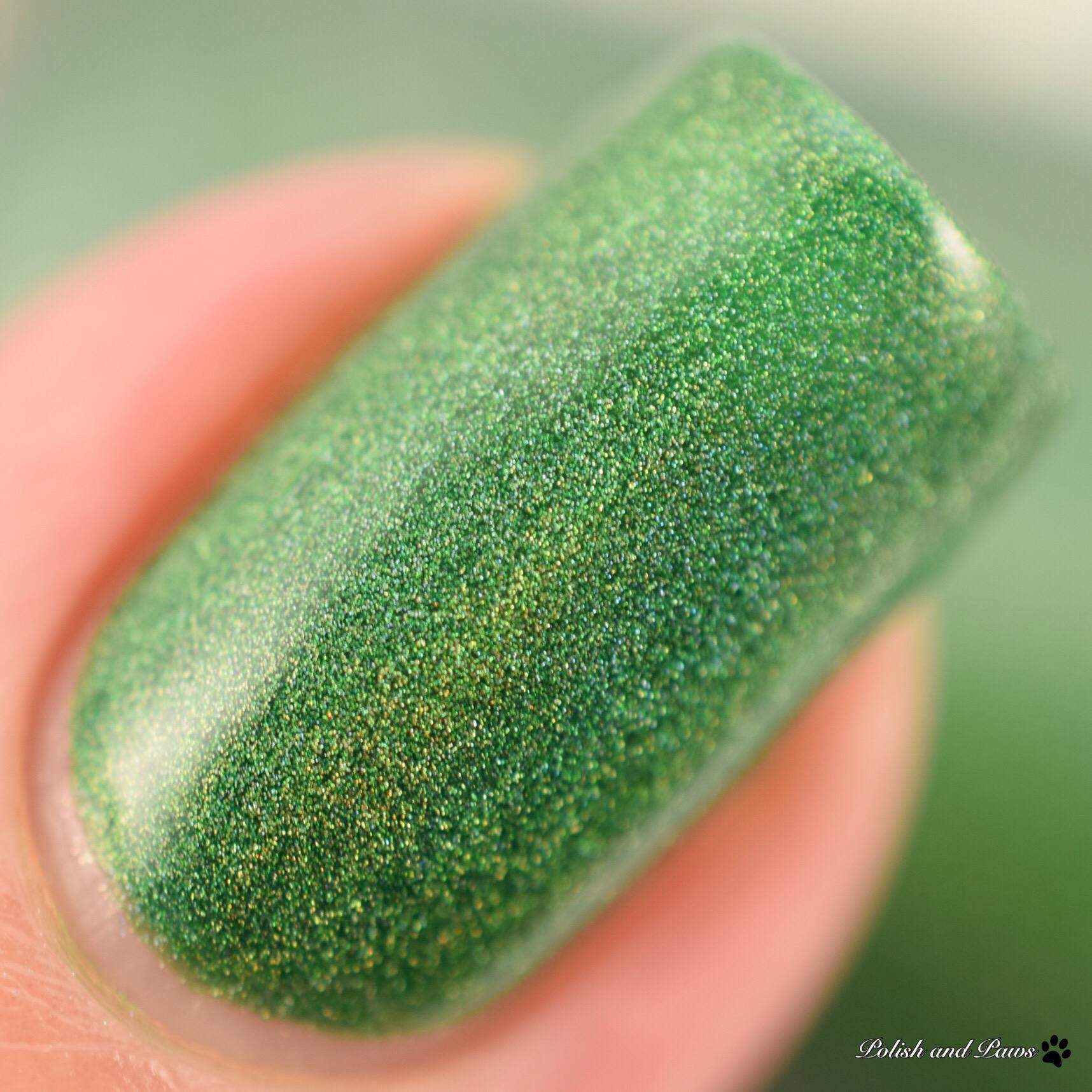 Bad Bitch Polish Emerald Supernova