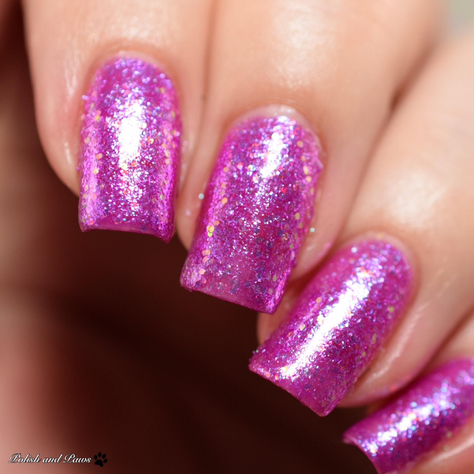 Lilypad Lacquer Pink Fizz
