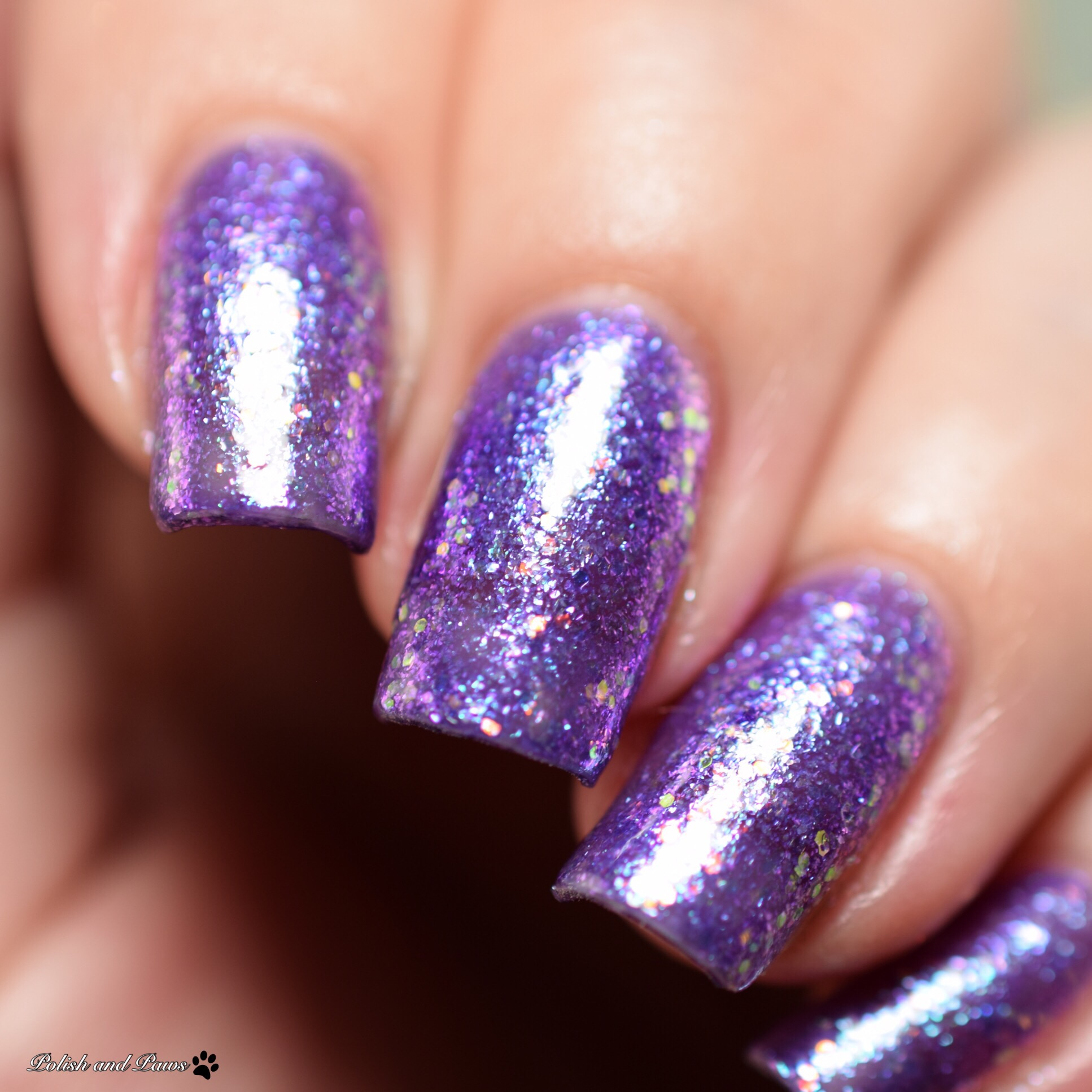 Lilypad Lacquer Grape Punch