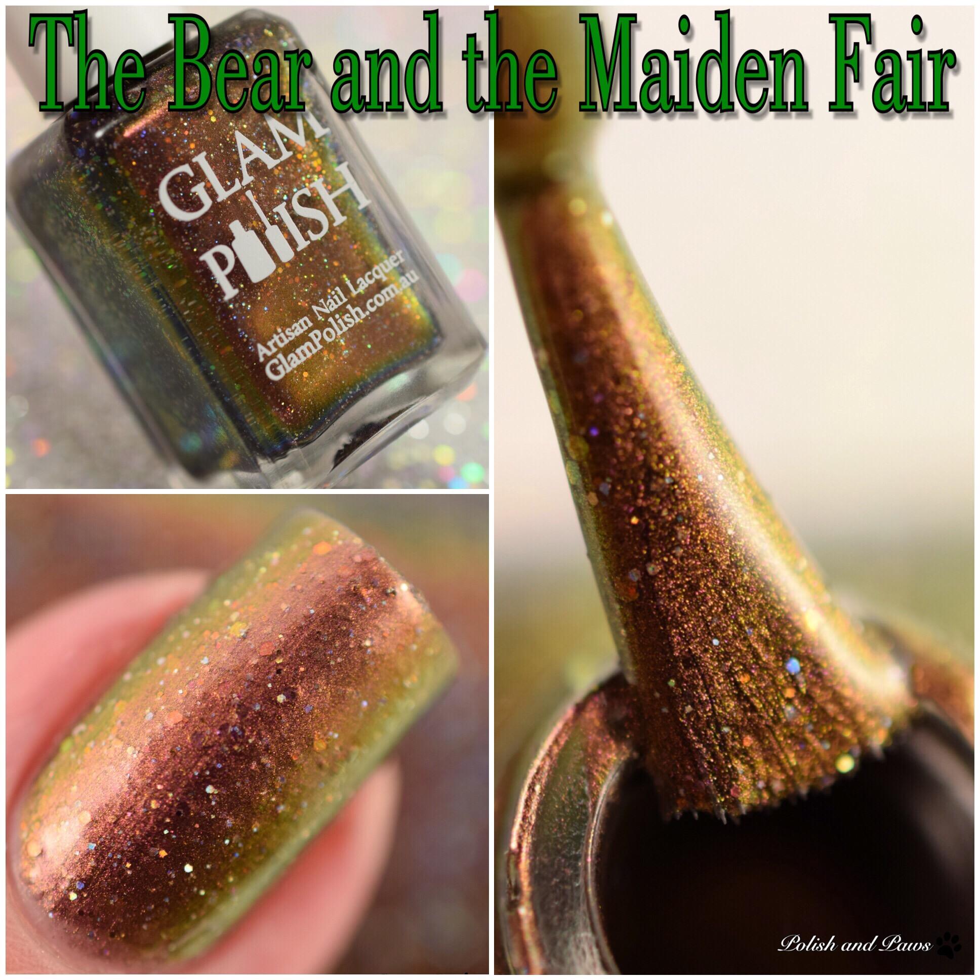 Glam Polish The Bear and Maiden Fair