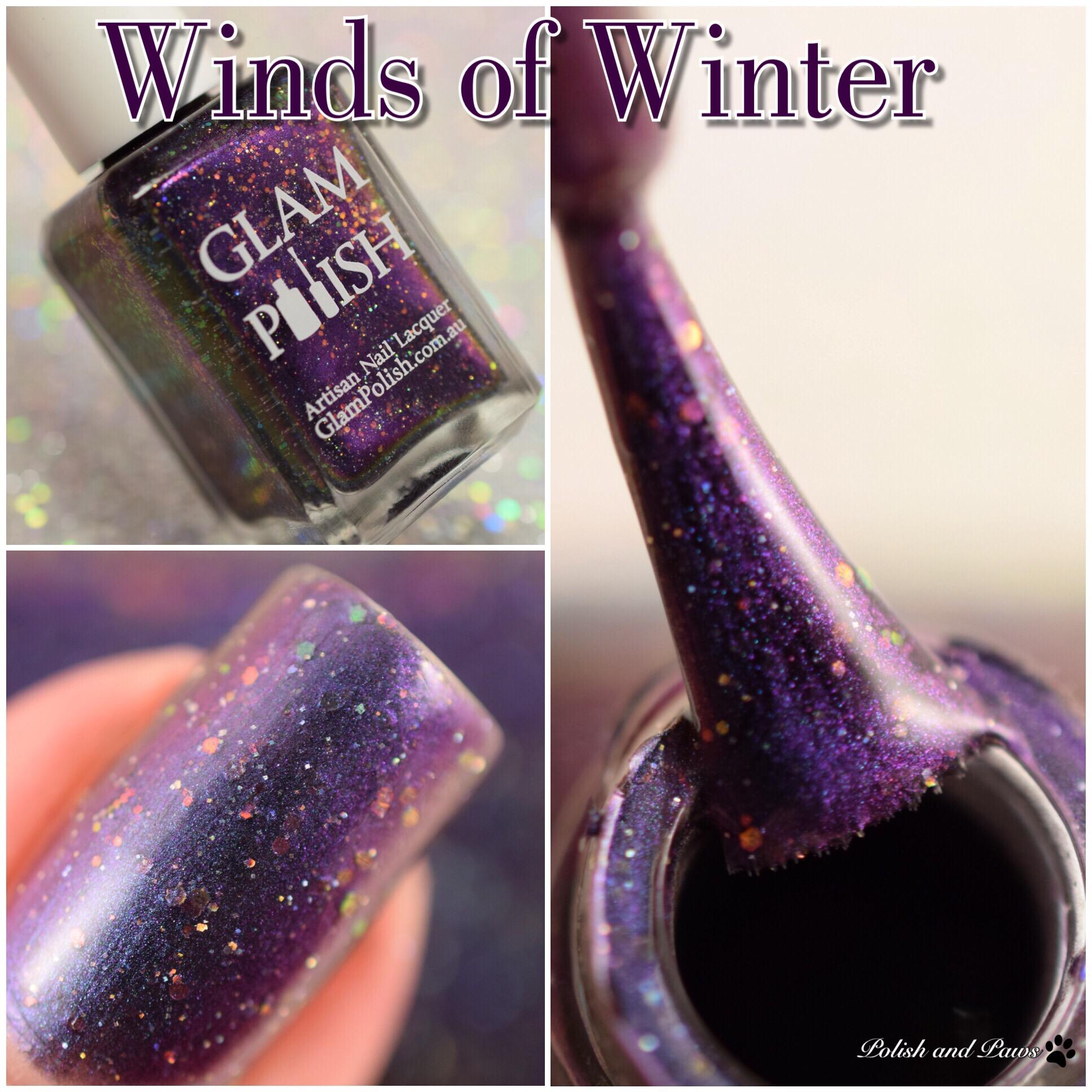 Glam Polish Winds of Winter