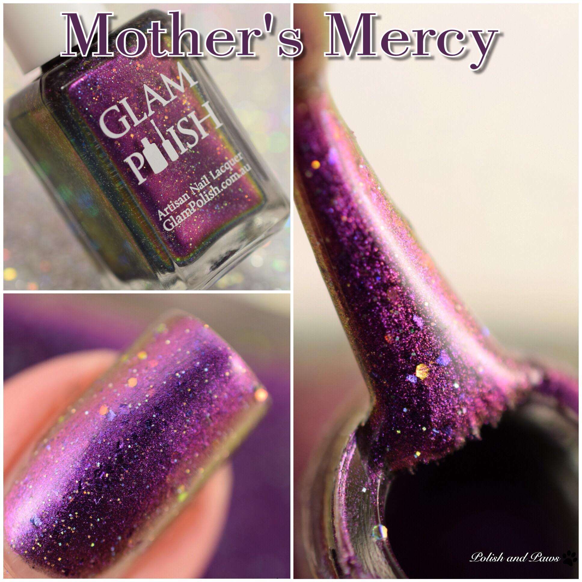 Glam Polish Mothers Mercy