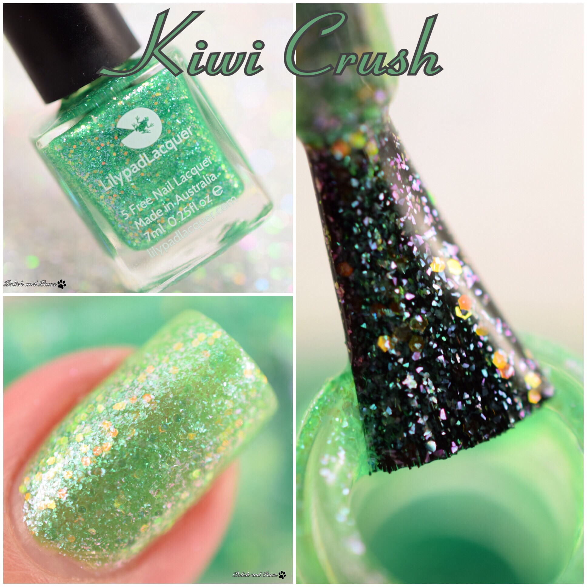 beb63a74b7cd8 Lilypad Lacquer Juicy Jellies Collection
